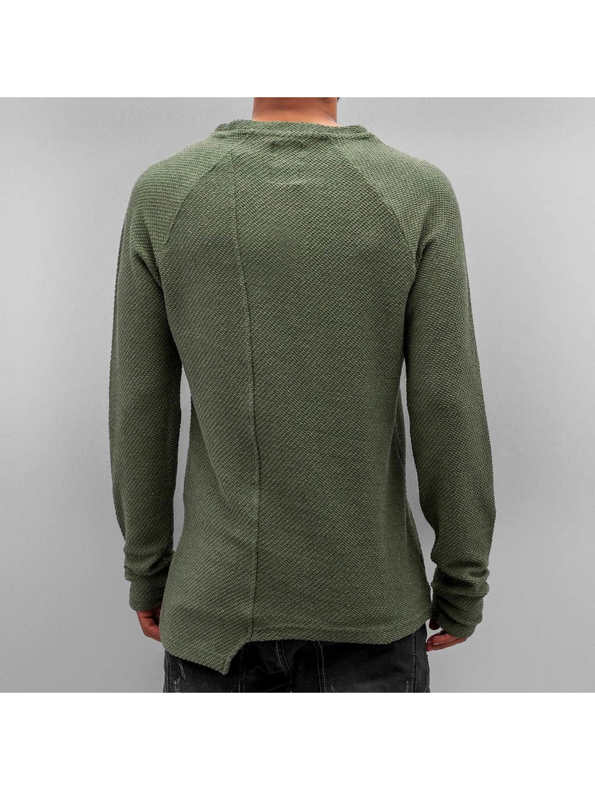 Bangastic Swetry Tariano oliwkowy