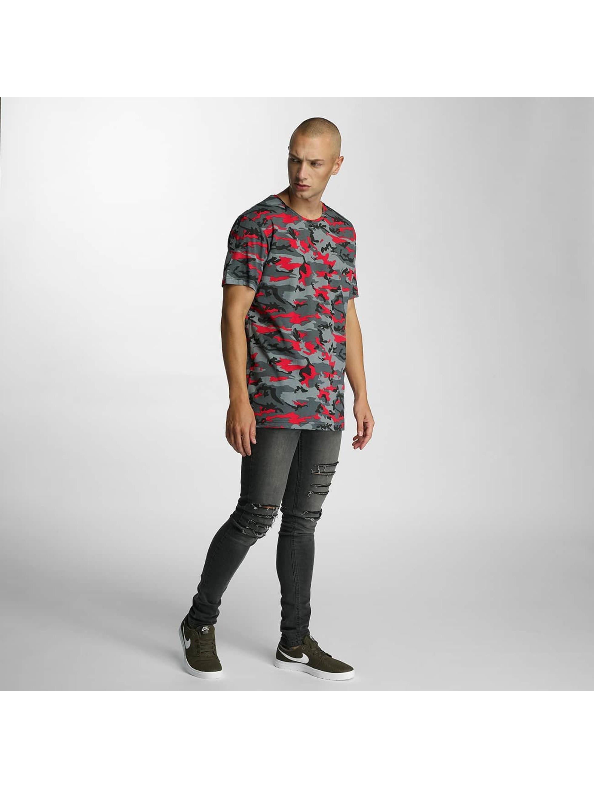 Bangastic T-paidat Camo punainen