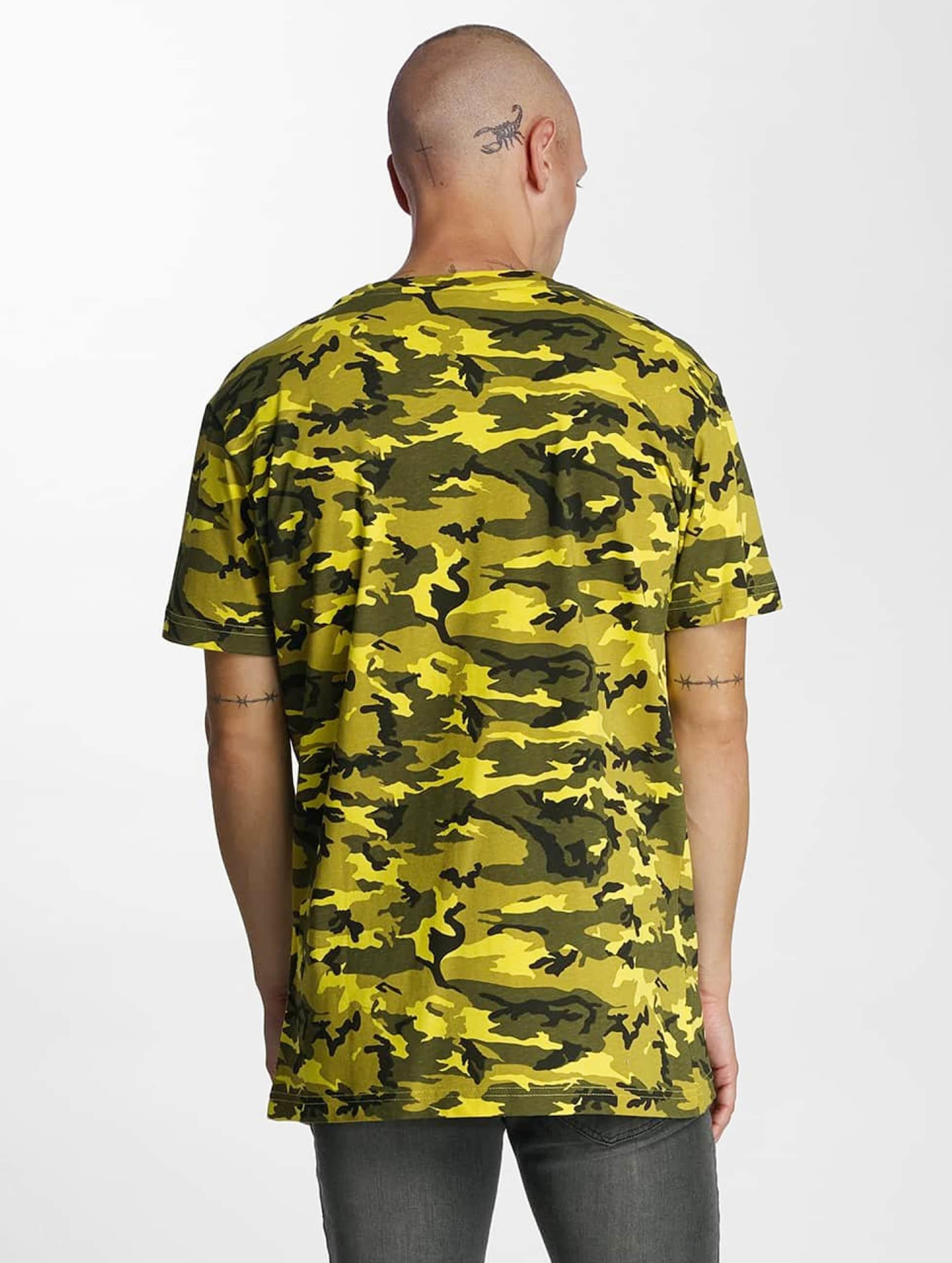 Bangastic T-shirt Pocket giallo