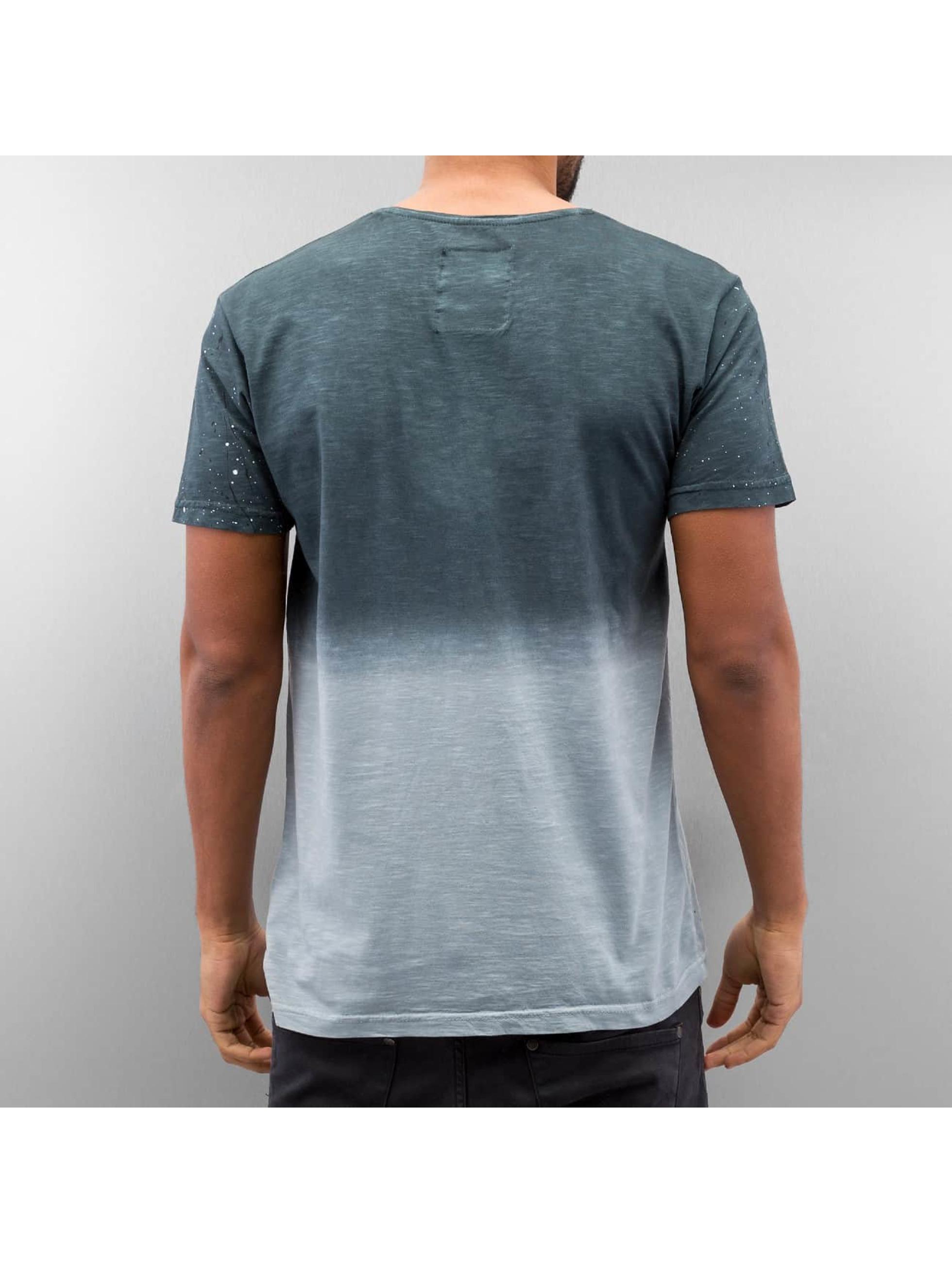 Bangastic T-Shirt Paint Splashes grey