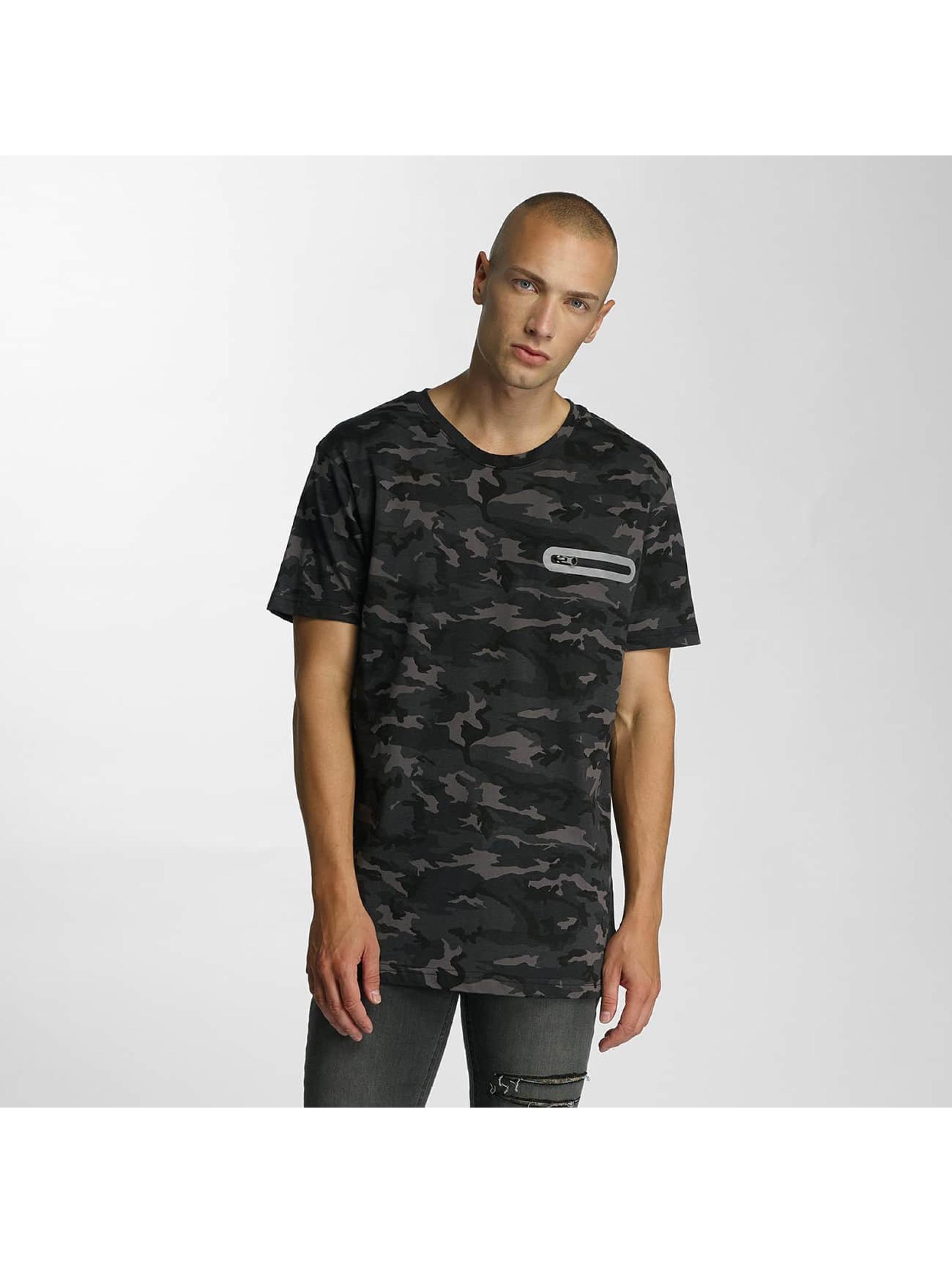 Bangastic T-shirt Pocket grigio