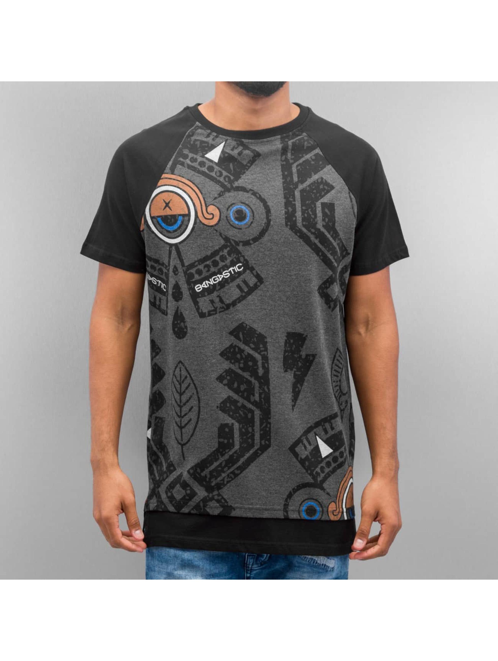 Bangastic T-Shirt India gris