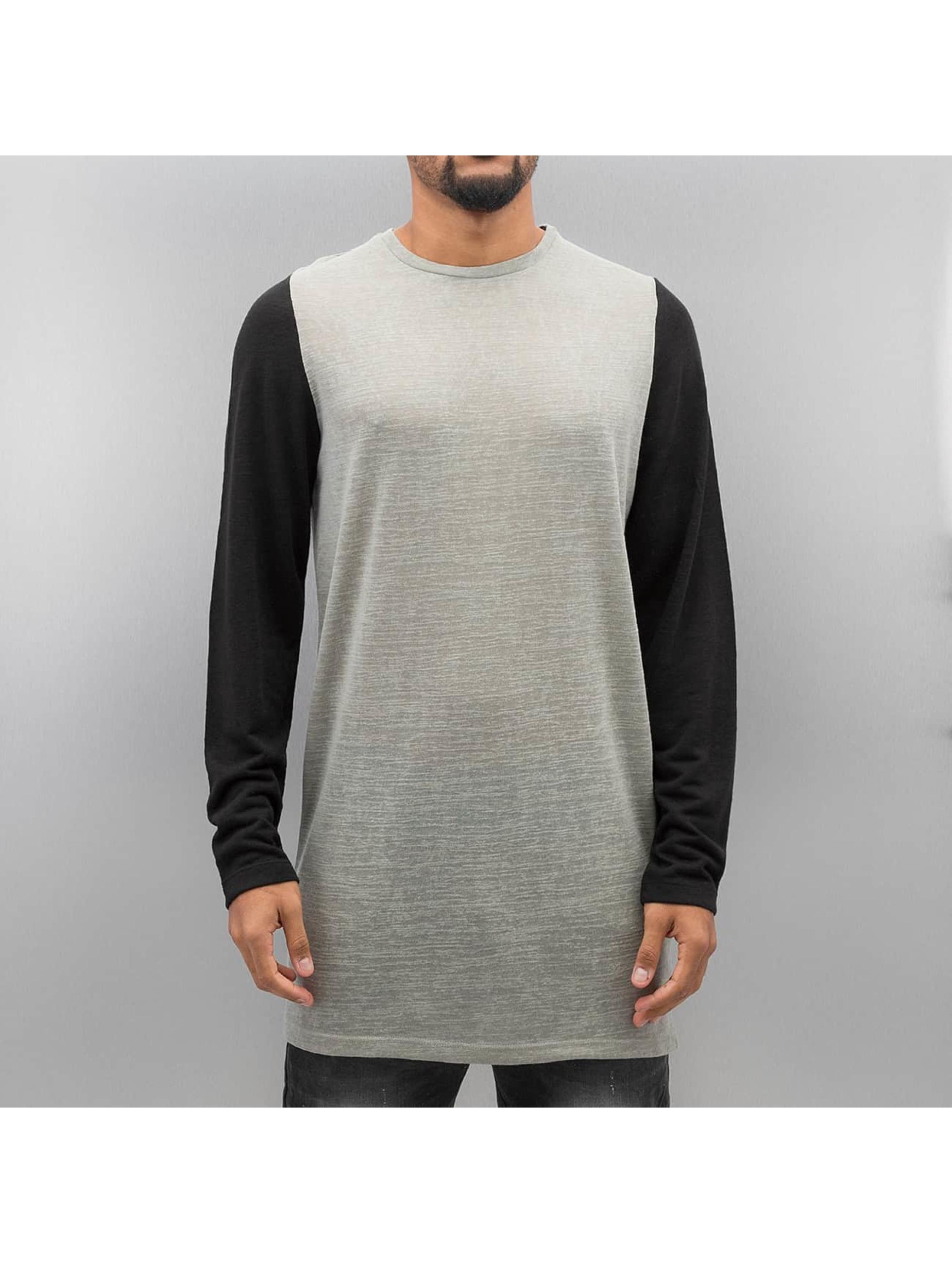 Bangastic T-Shirt manches longues Boshes gris
