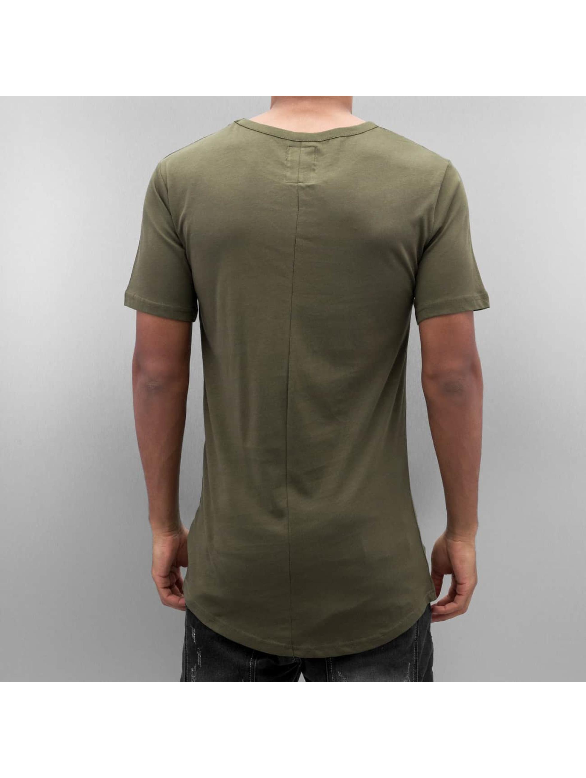 Bangastic t-shirt Jack olijfgroen