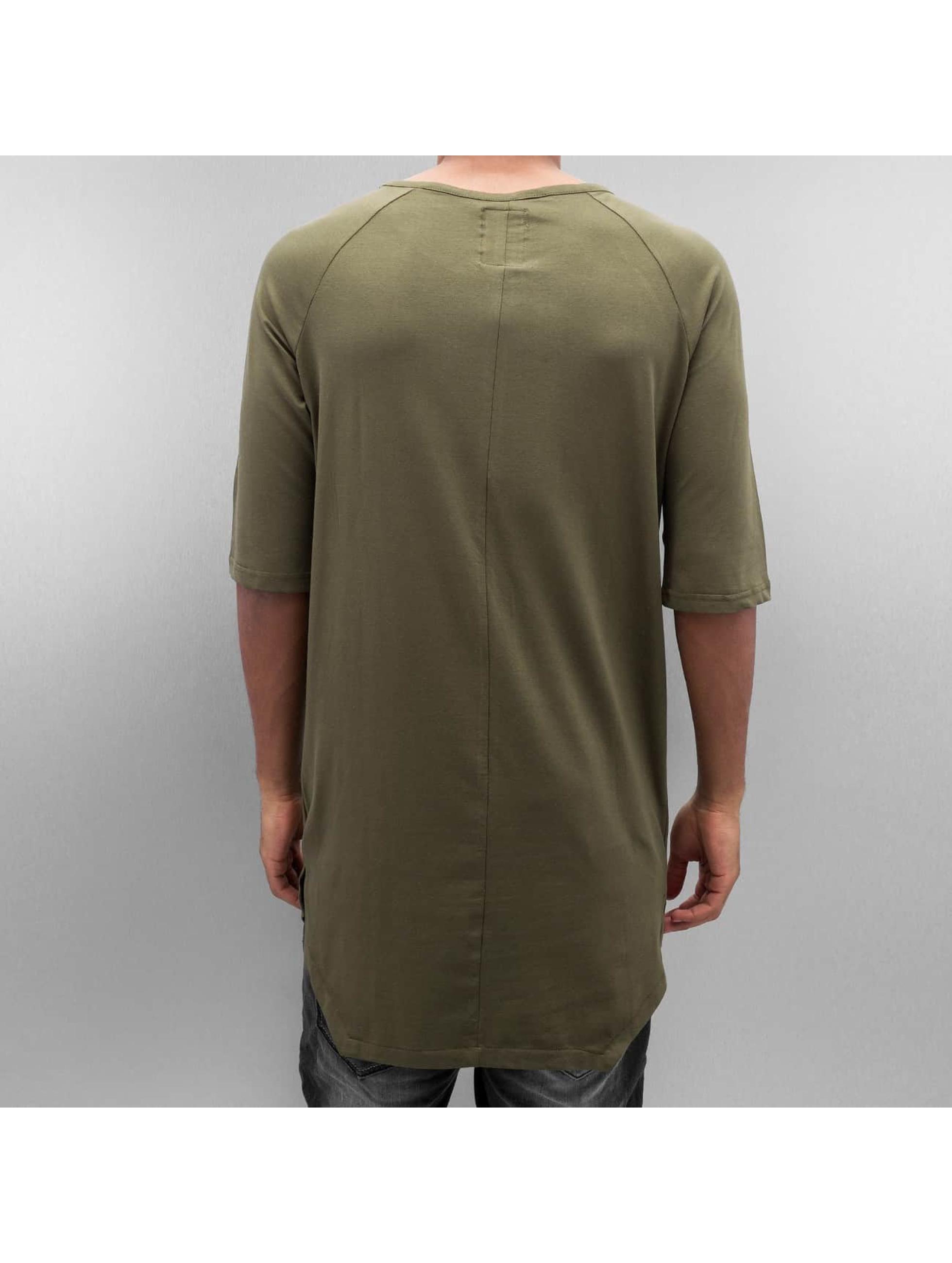 Bangastic t-shirt Stan olijfgroen