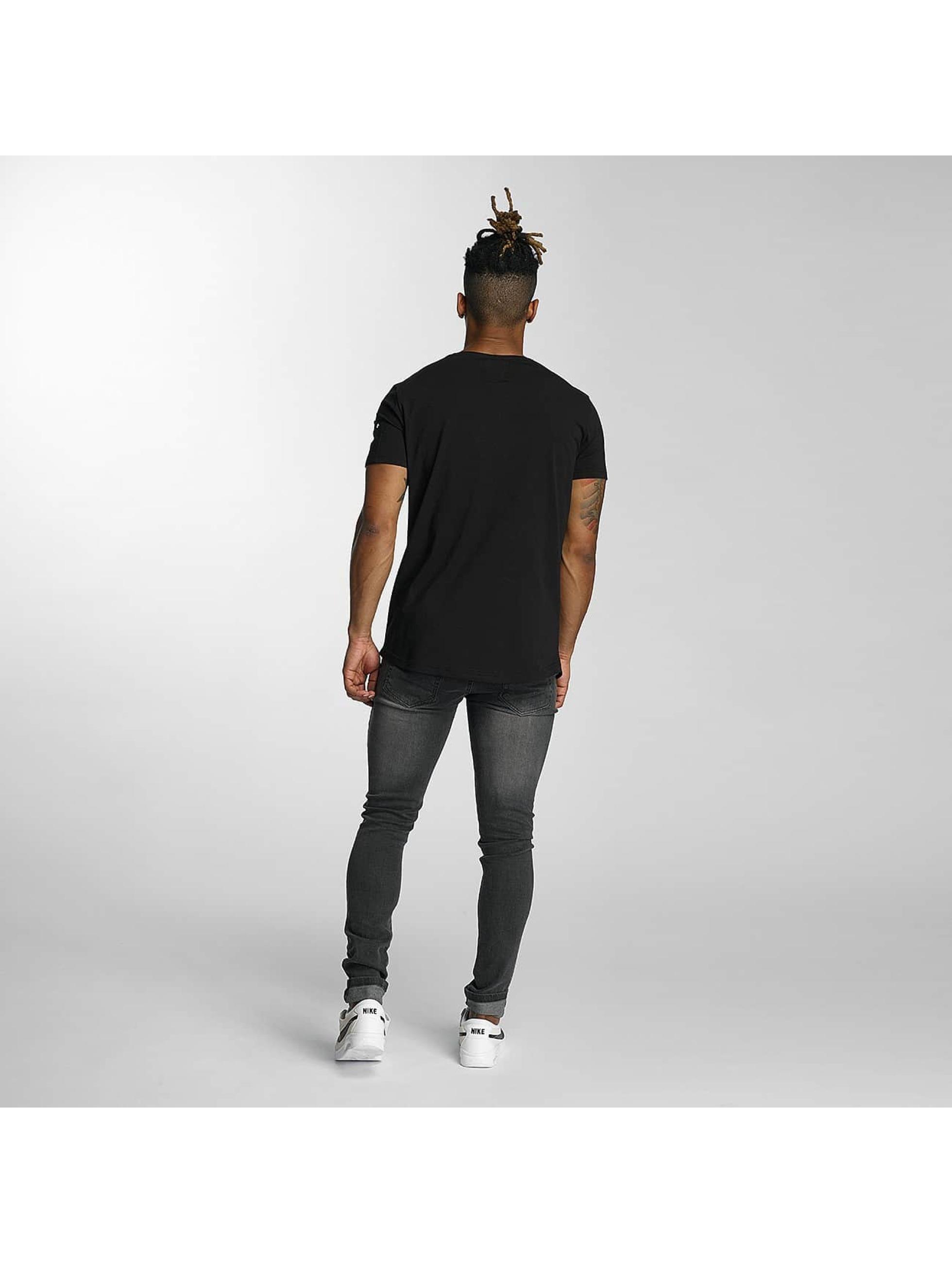 Bangastic T-Shirt Tiger schwarz