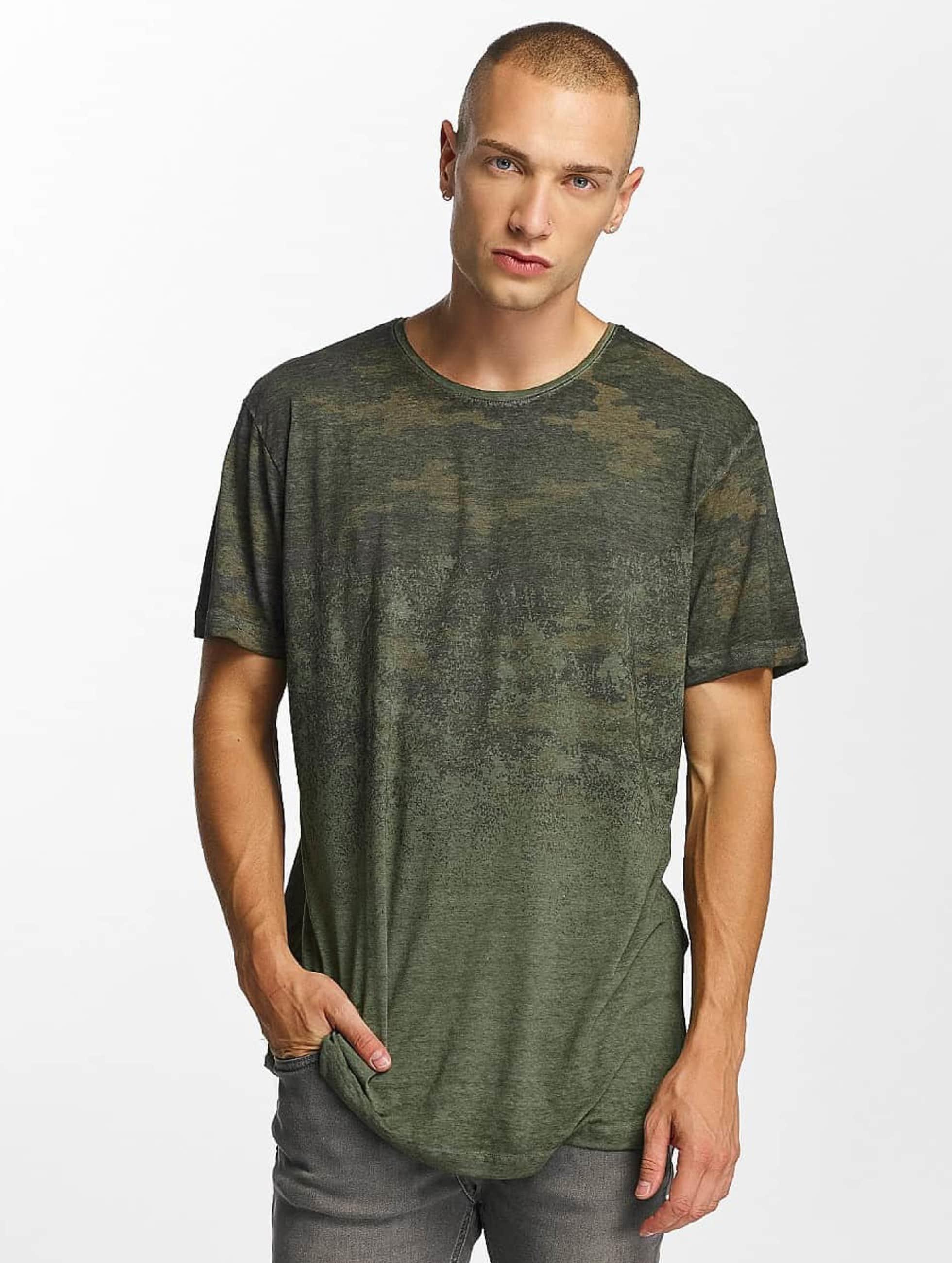 Bangastic T-Shirty Fadin' oliwkowy