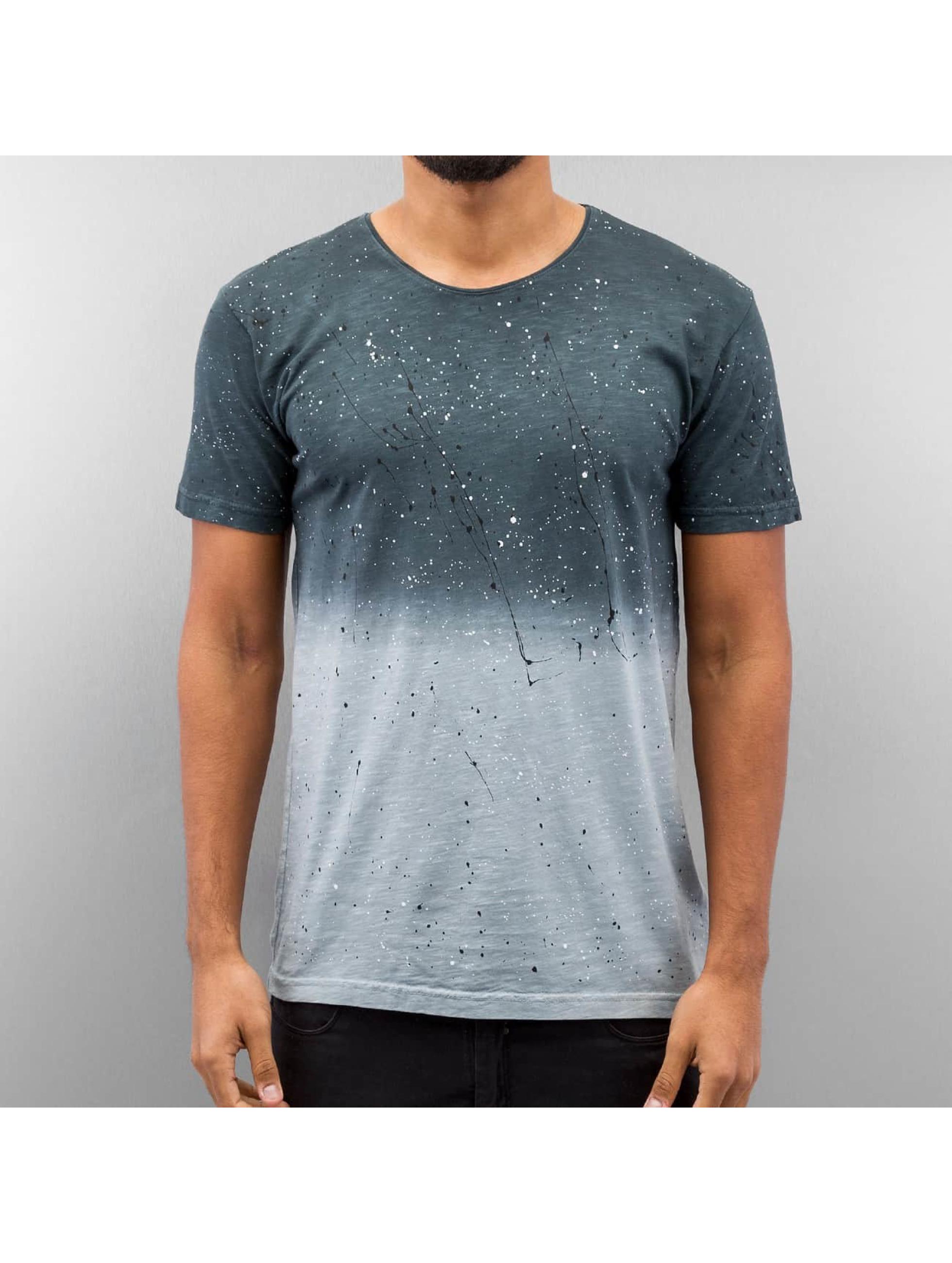 Bangastic T-Shirty Paint Splashes szary
