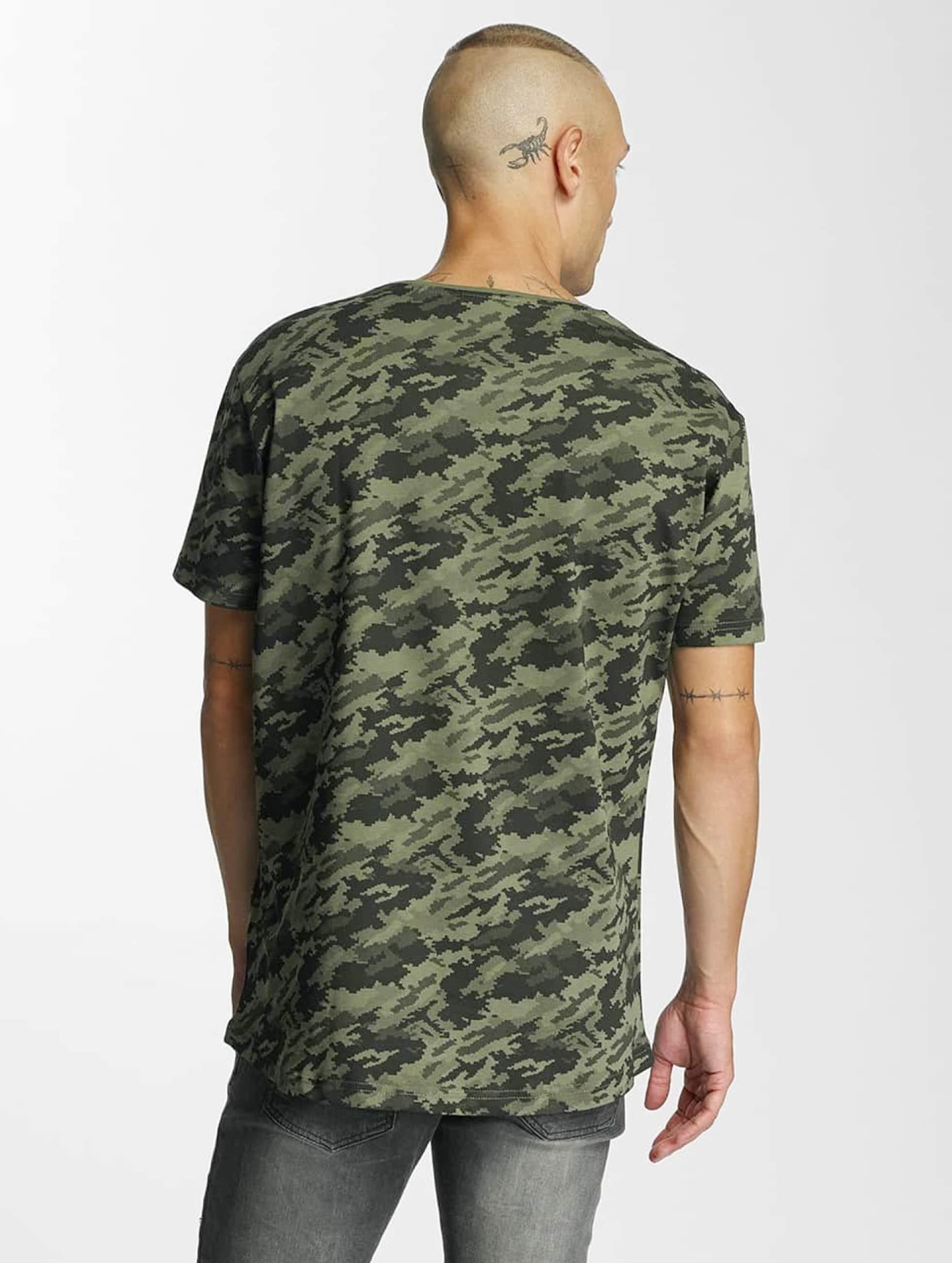Bangastic T-skjorter Camo oliven