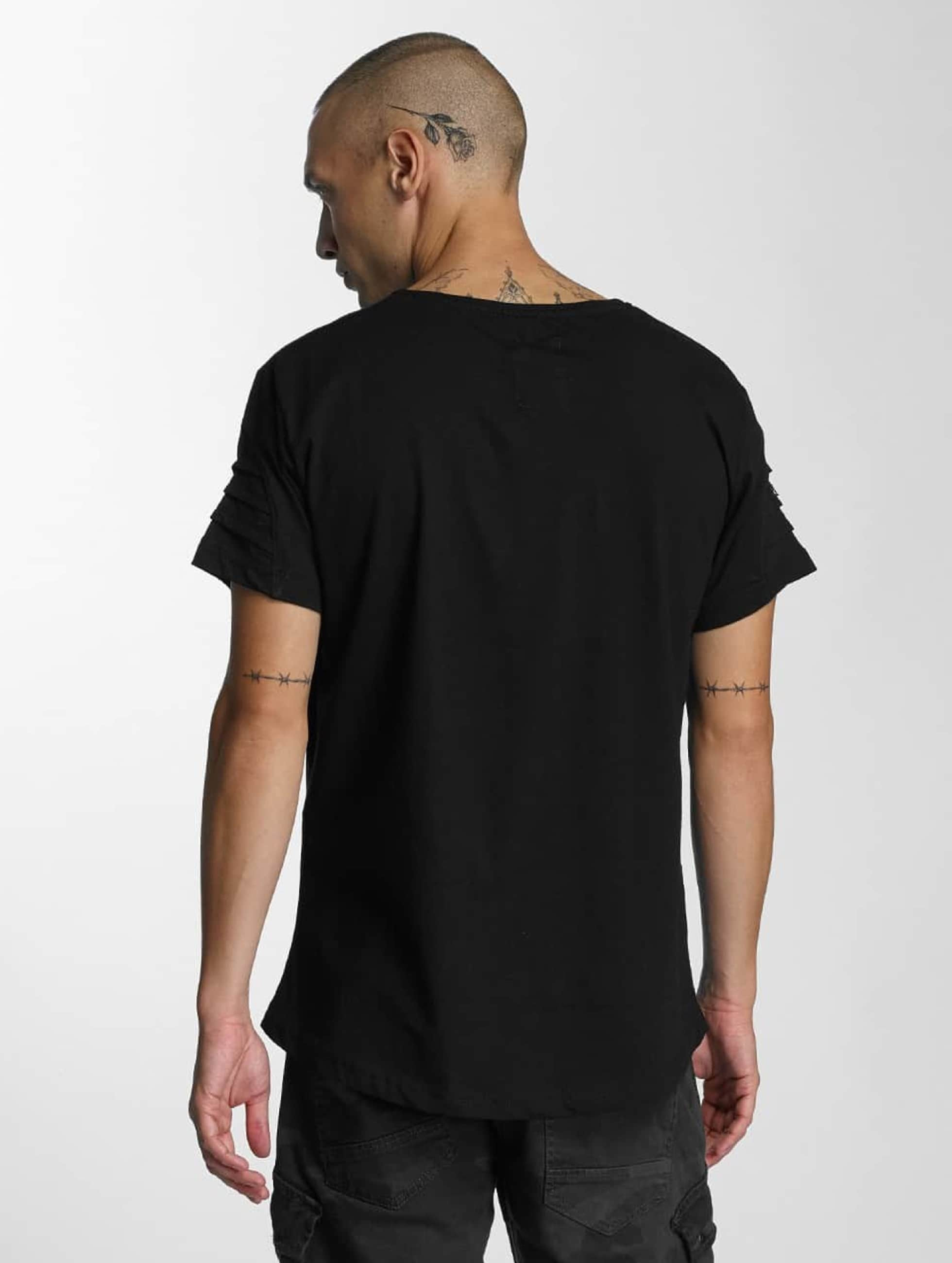 Bangastic T-skjorter Lion svart