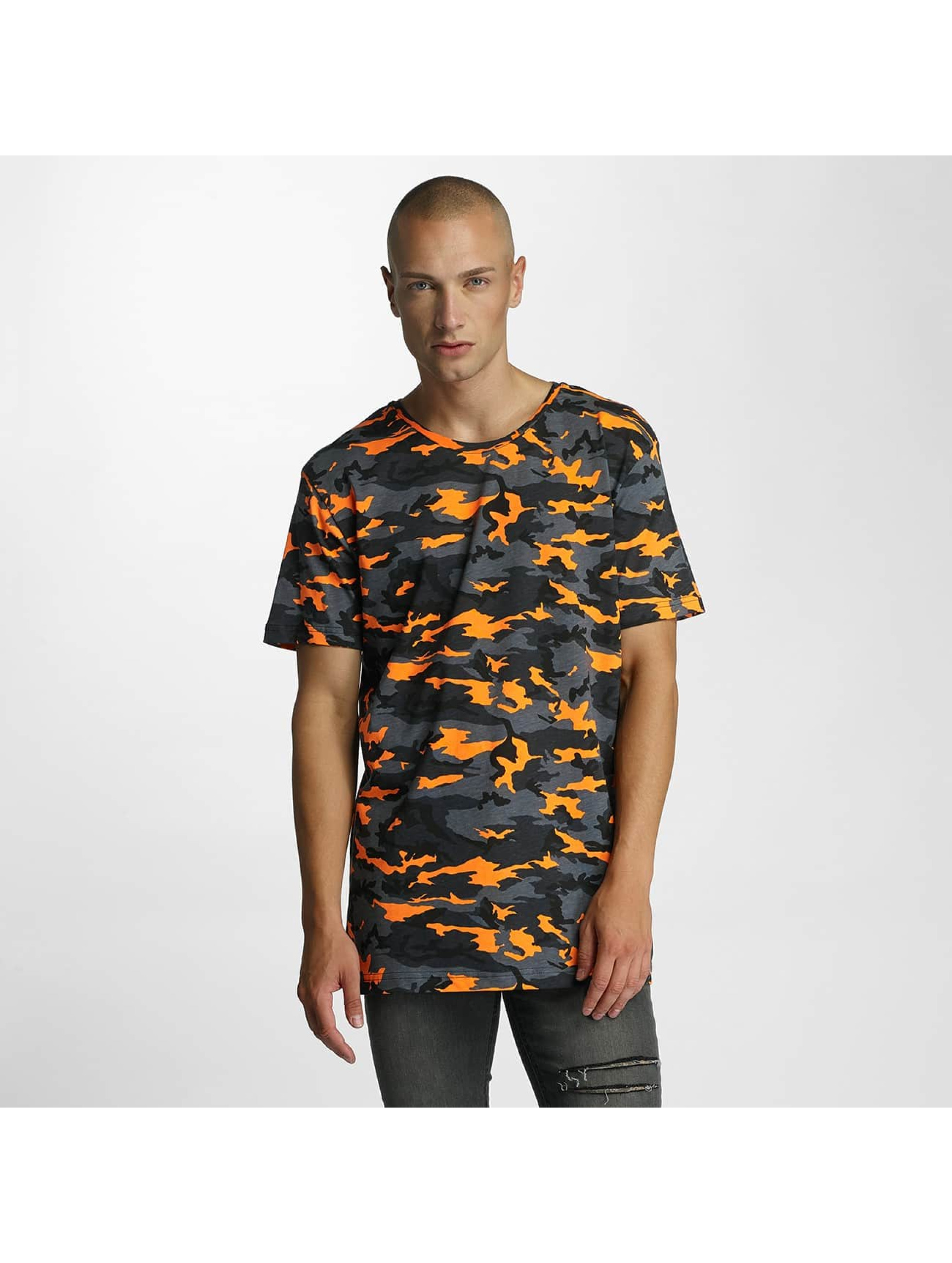 Bangastic Tričká Camo oranžová
