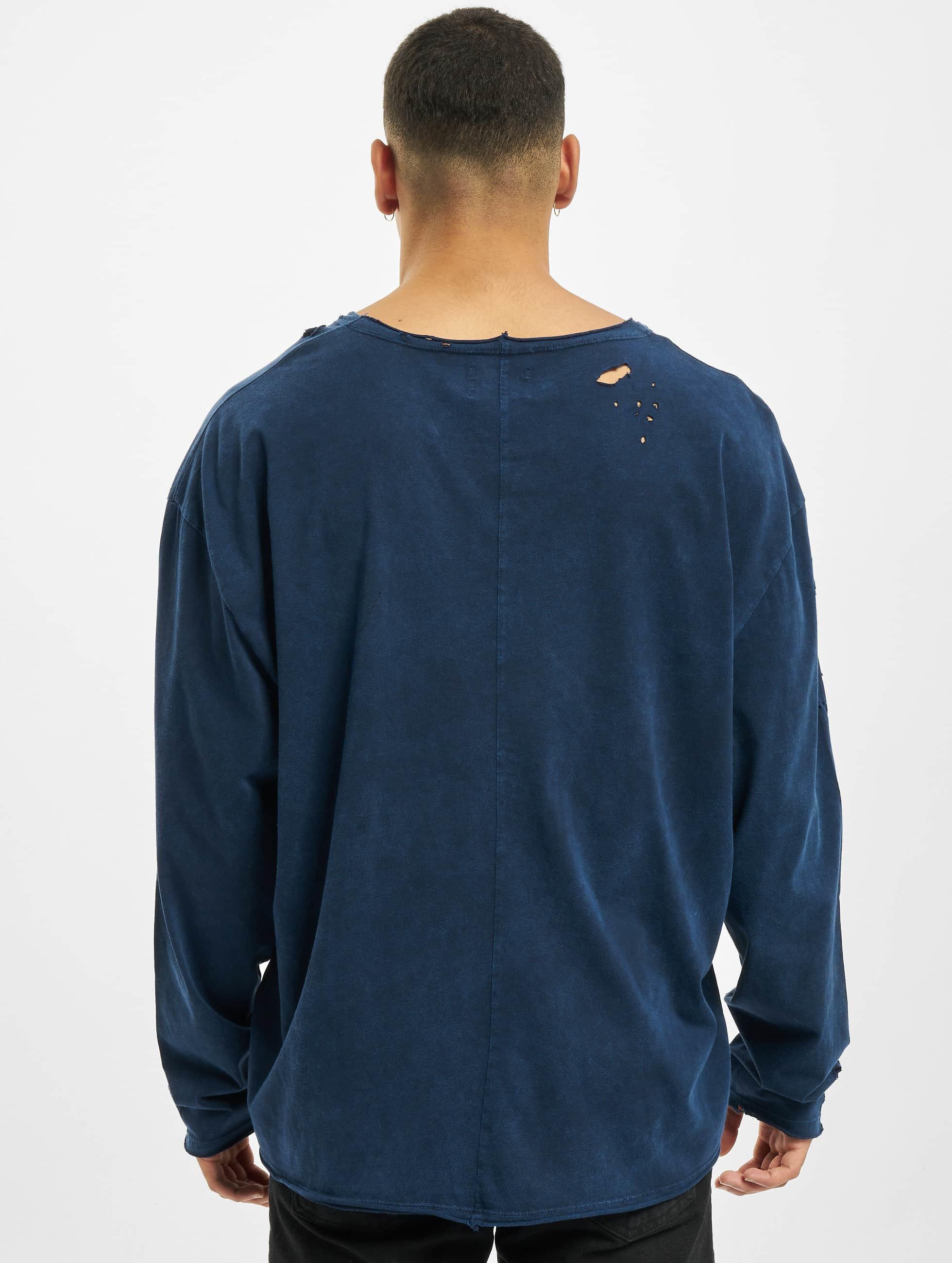 Bangastic trui Simpitian Oversize blauw