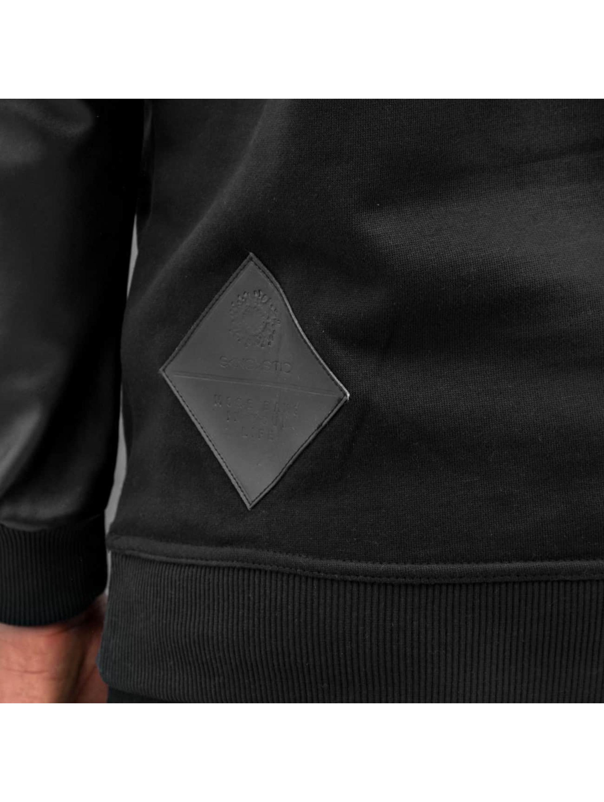 Bangastic trui Logo zwart