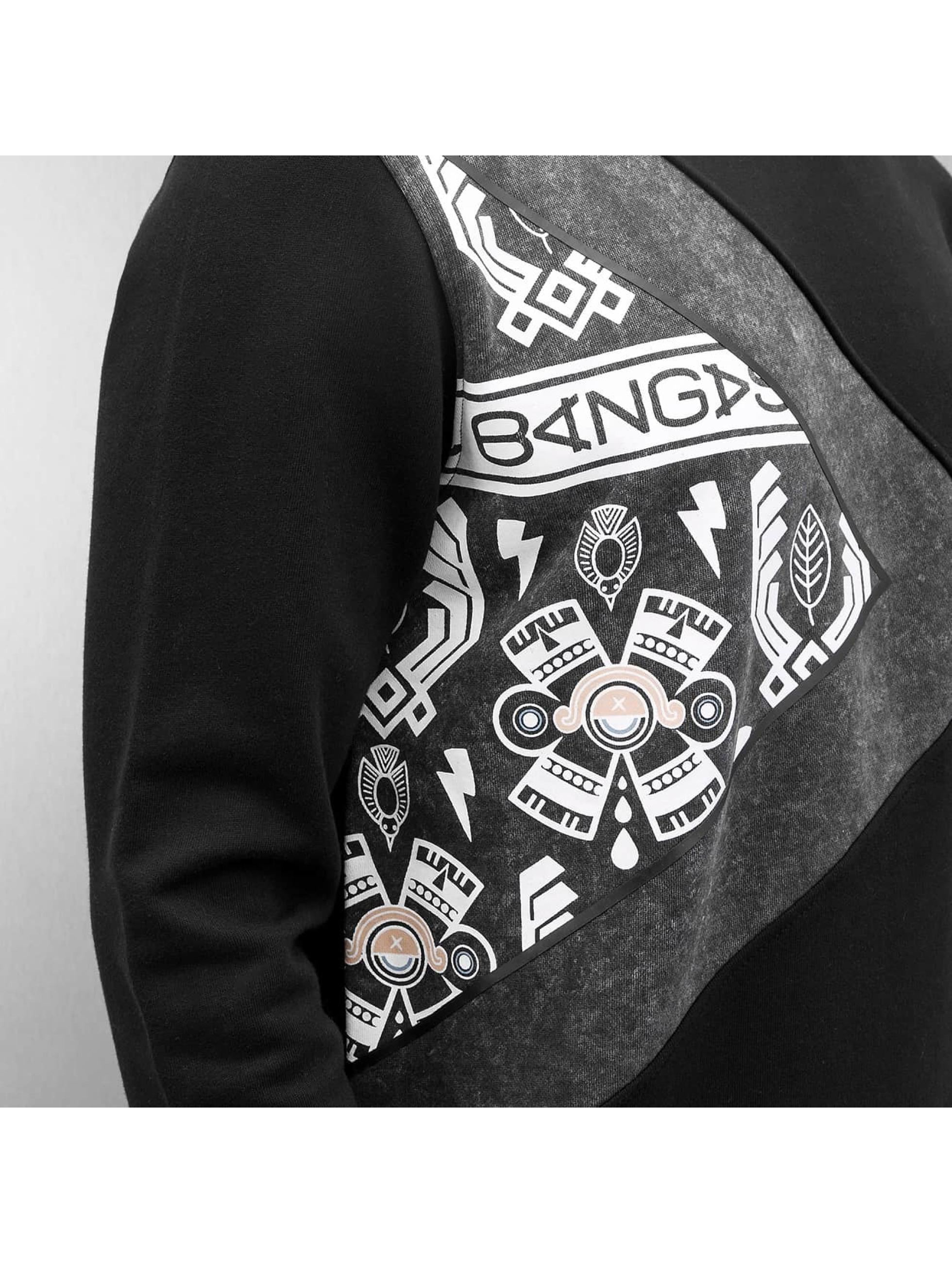 Bangastic trui Seen zwart