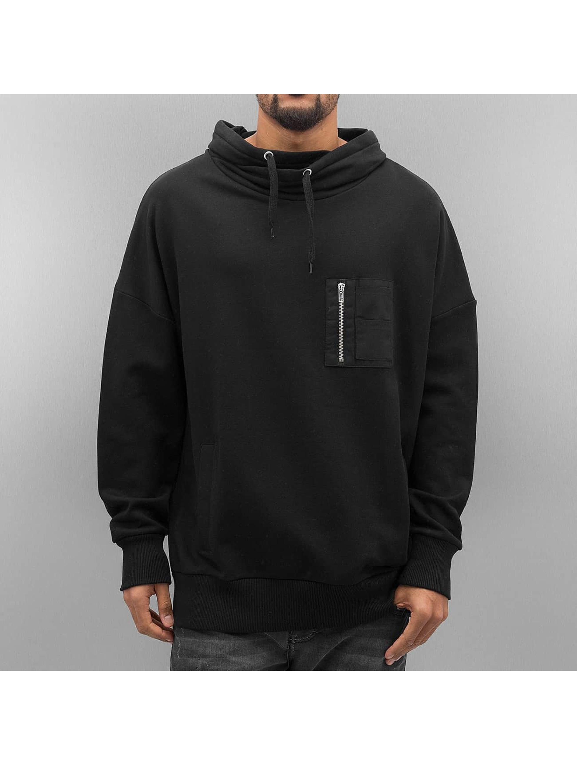 Bangastic trui STE995 Oversize zwart