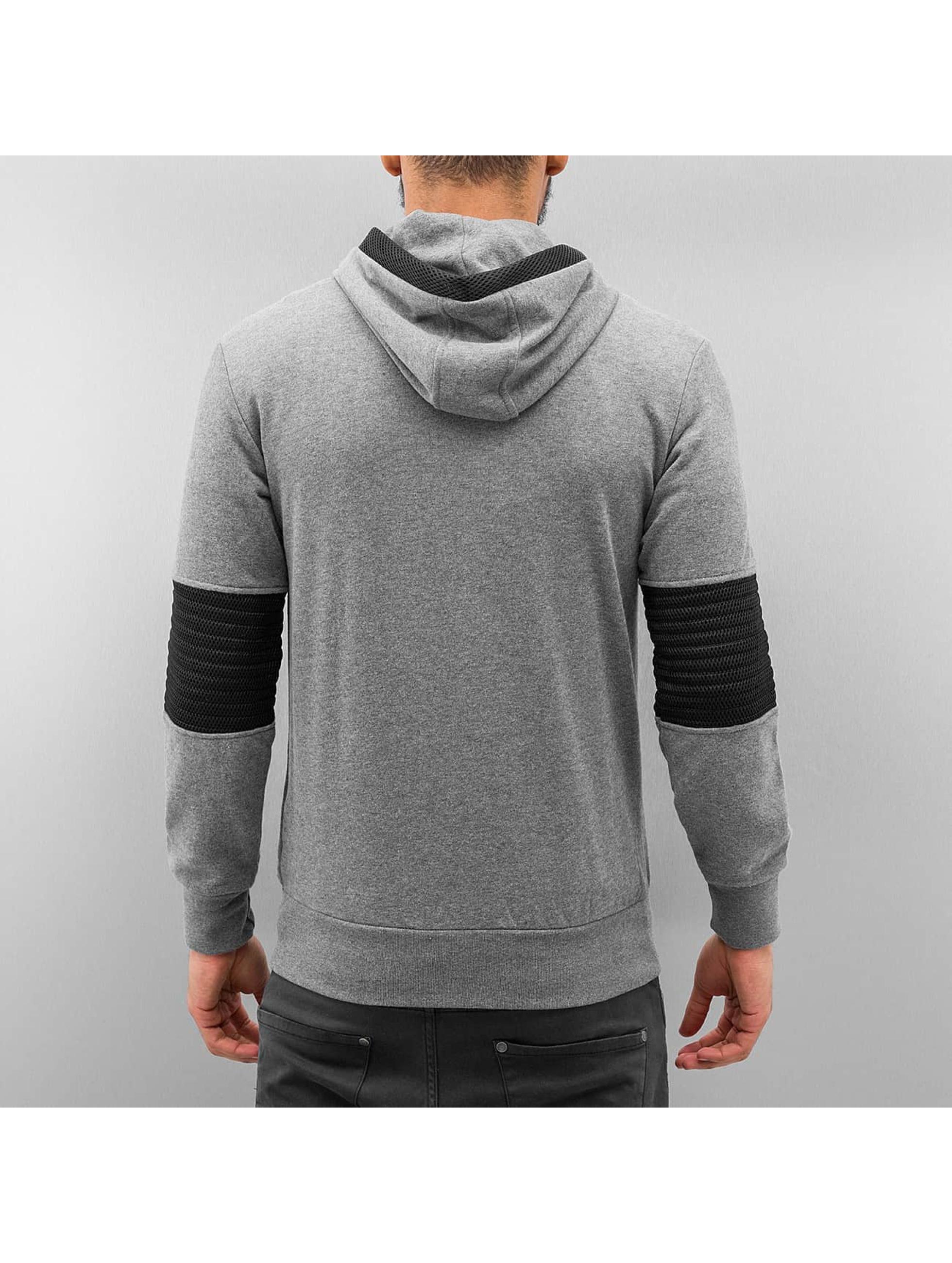 Bangastic Zip Hoodie Hanau grey
