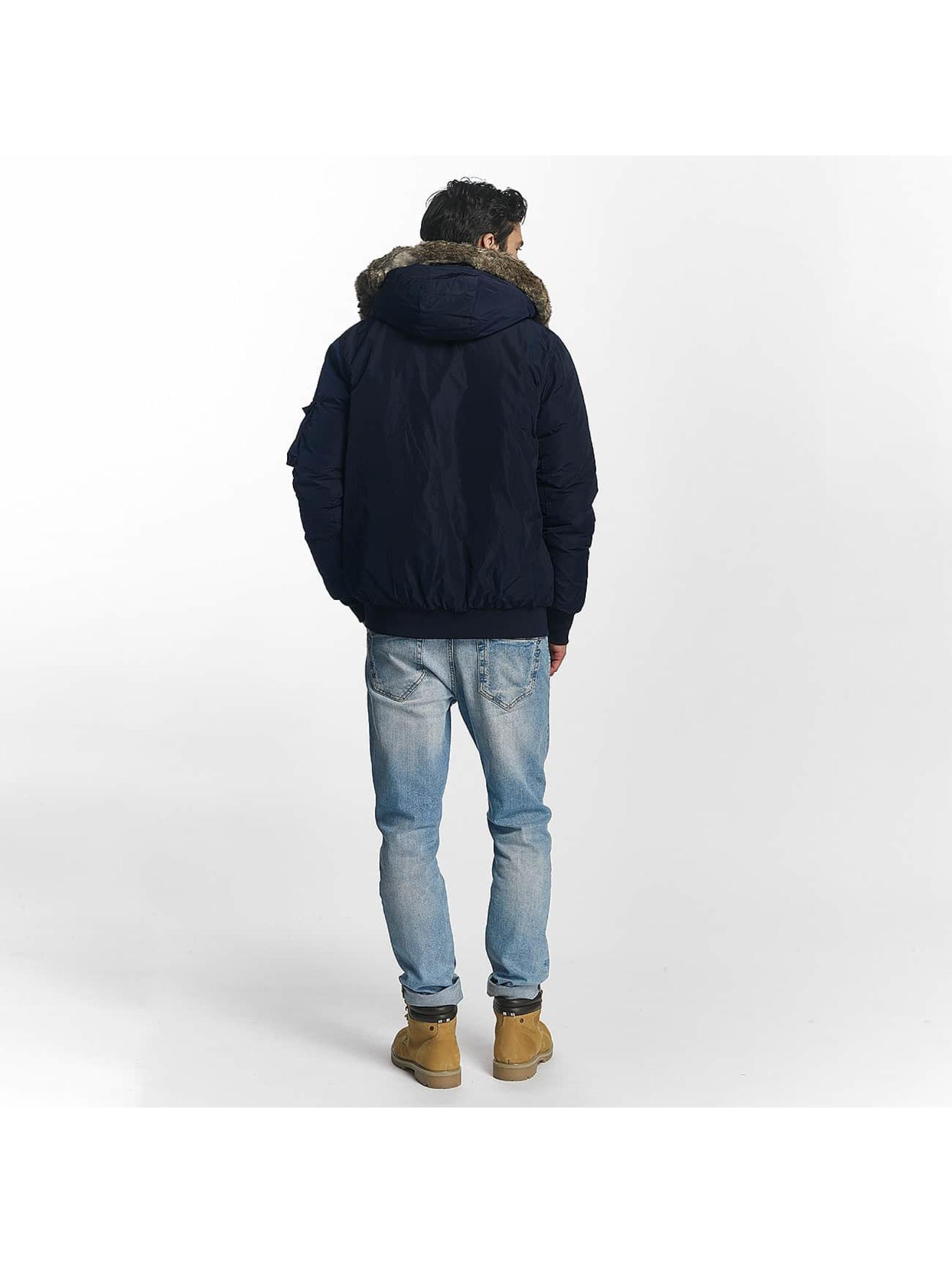 Bench Зимняя куртка Nomens синий