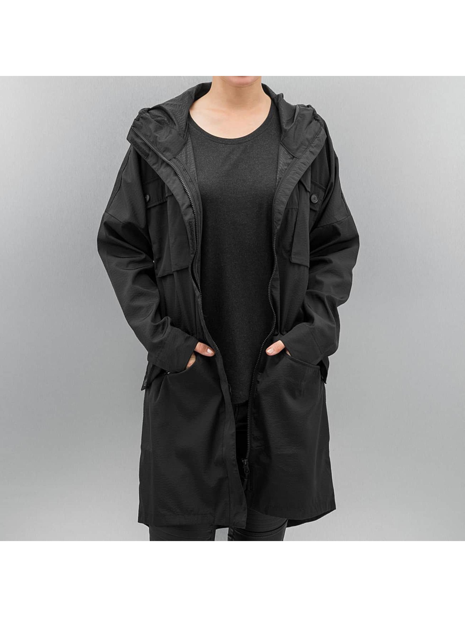 Bench Пальто Lacquer черный
