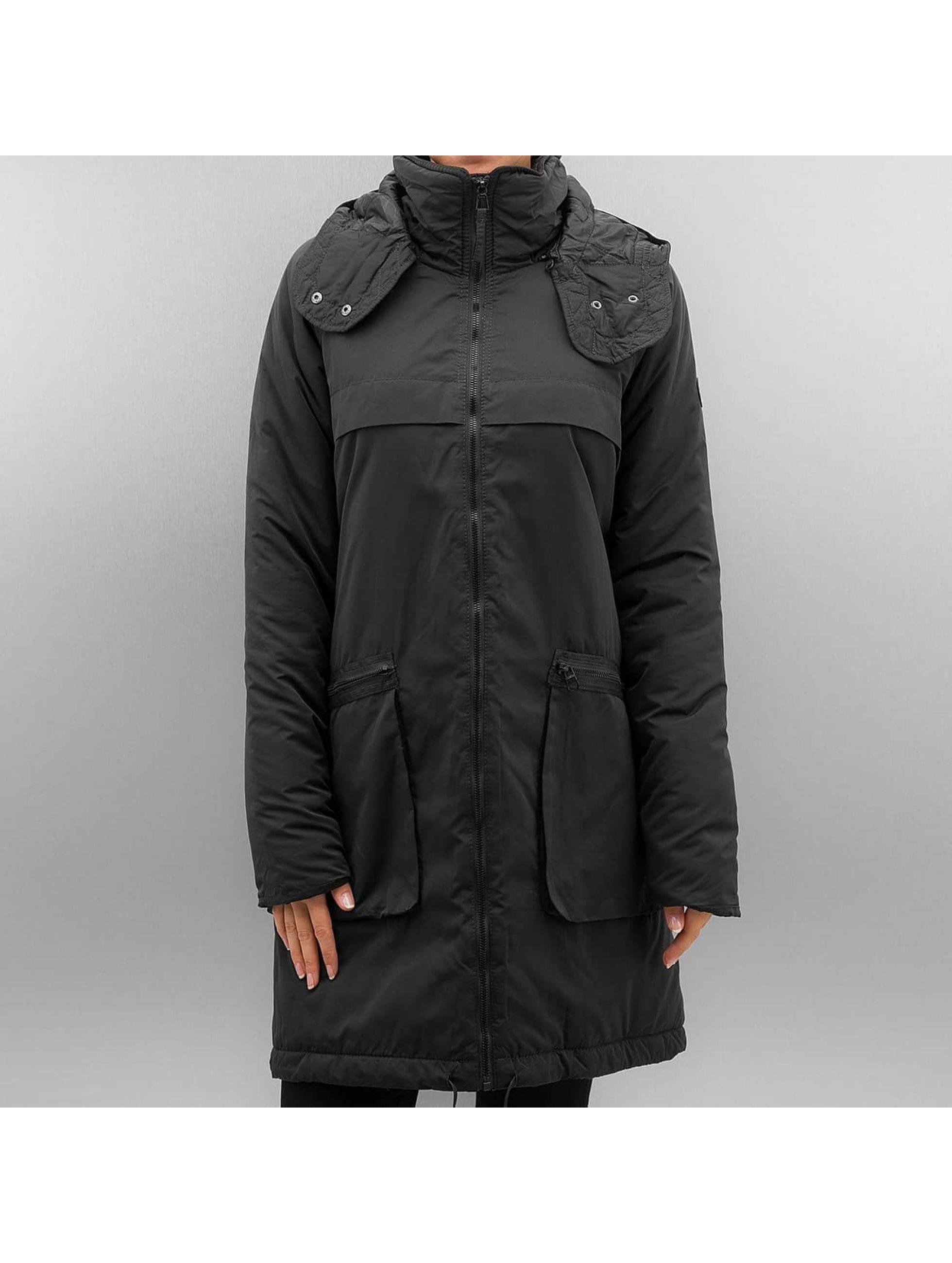 Bench Пальто Get Up And Go черный