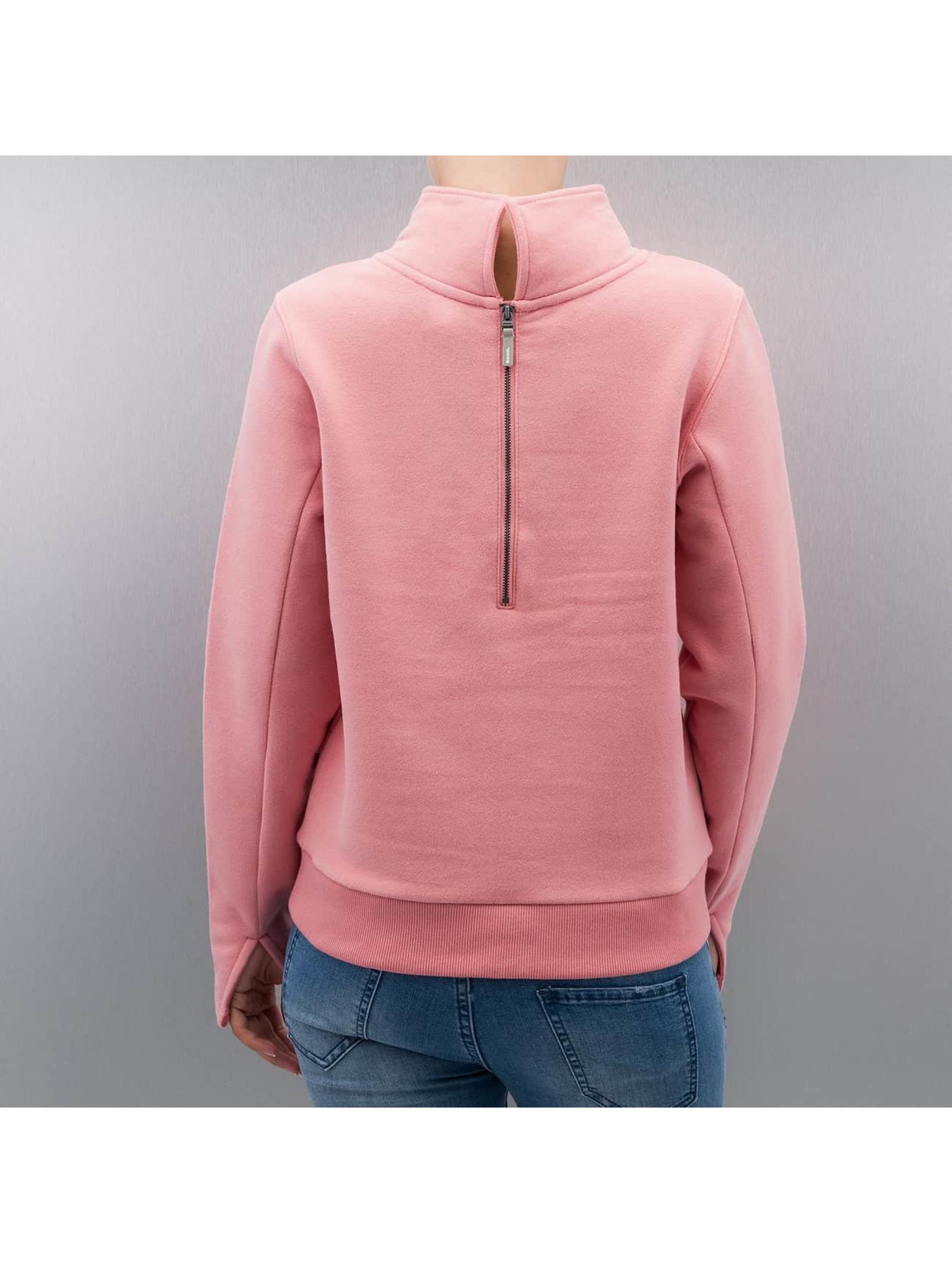 Bench Пуловер Repay розовый