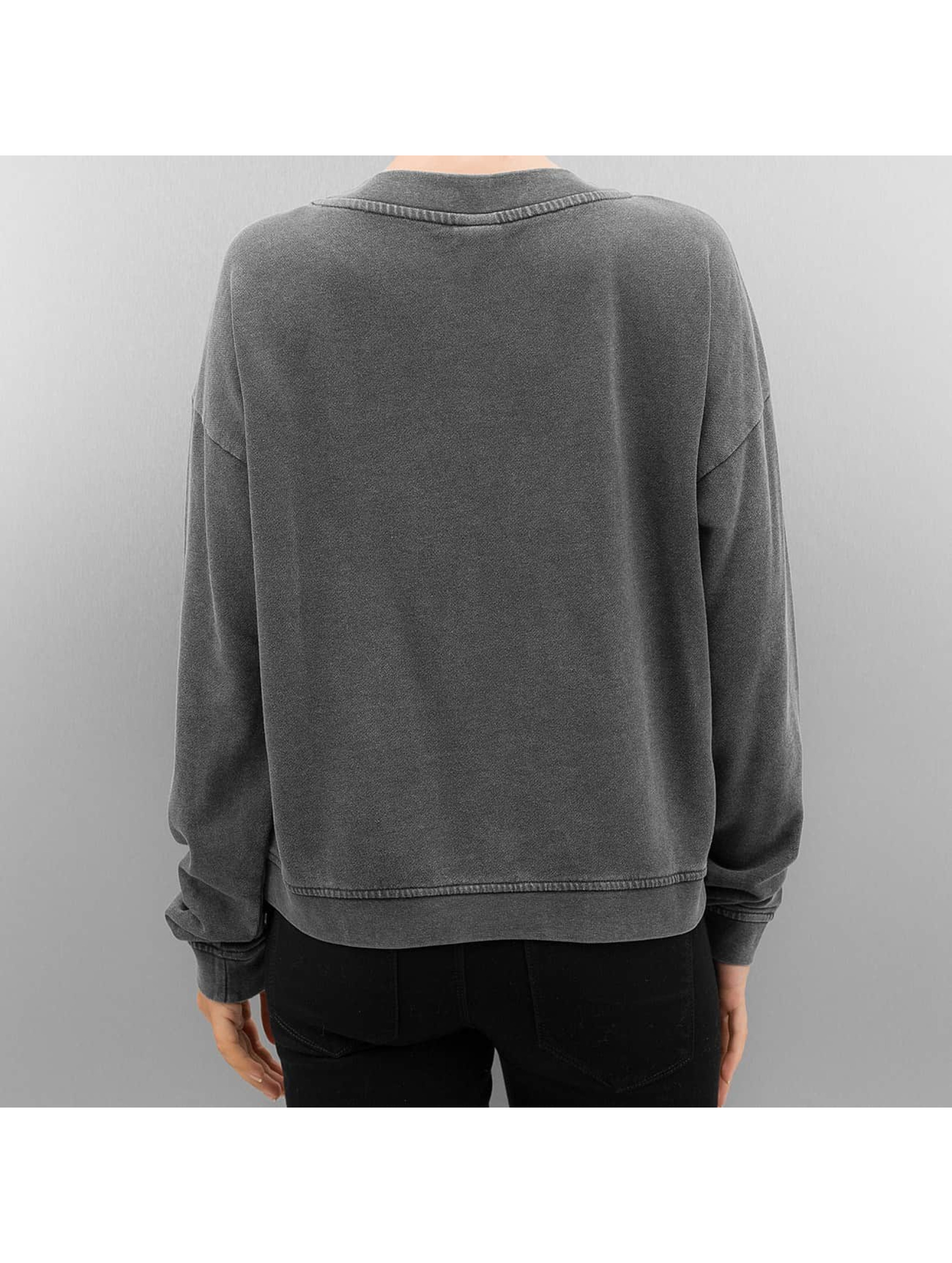 Bench Пуловер Feint серый