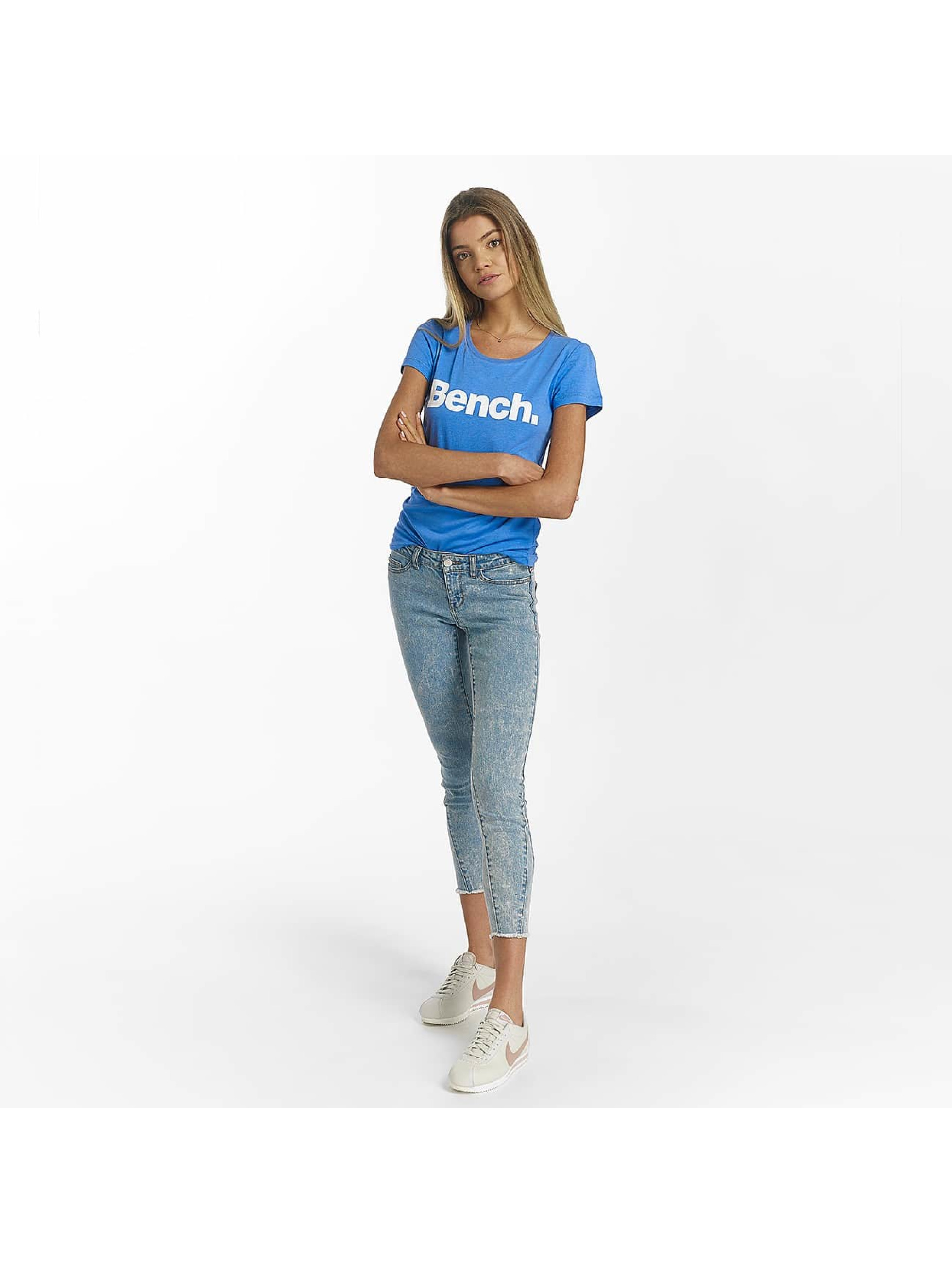 Bench Футболка Slim Logo синий