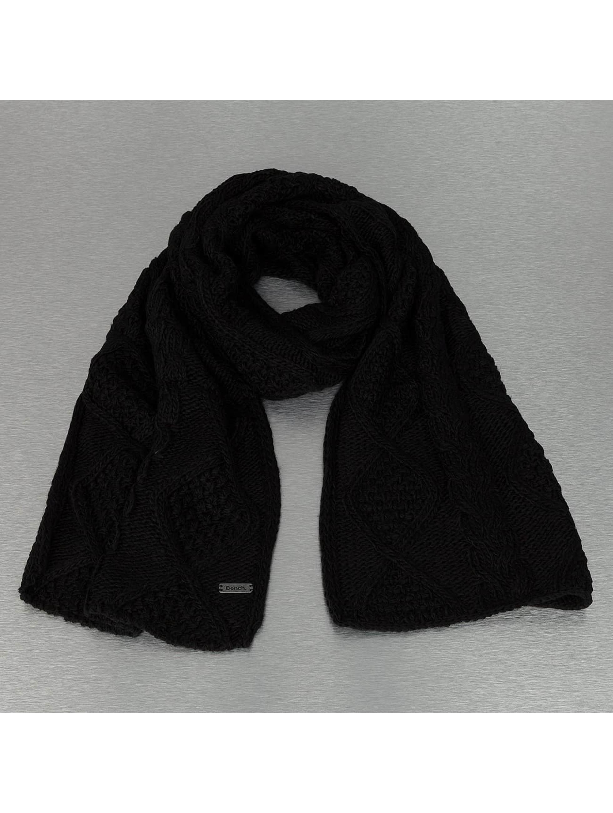 Bench Шарф / платок Careen Cable Knit черный