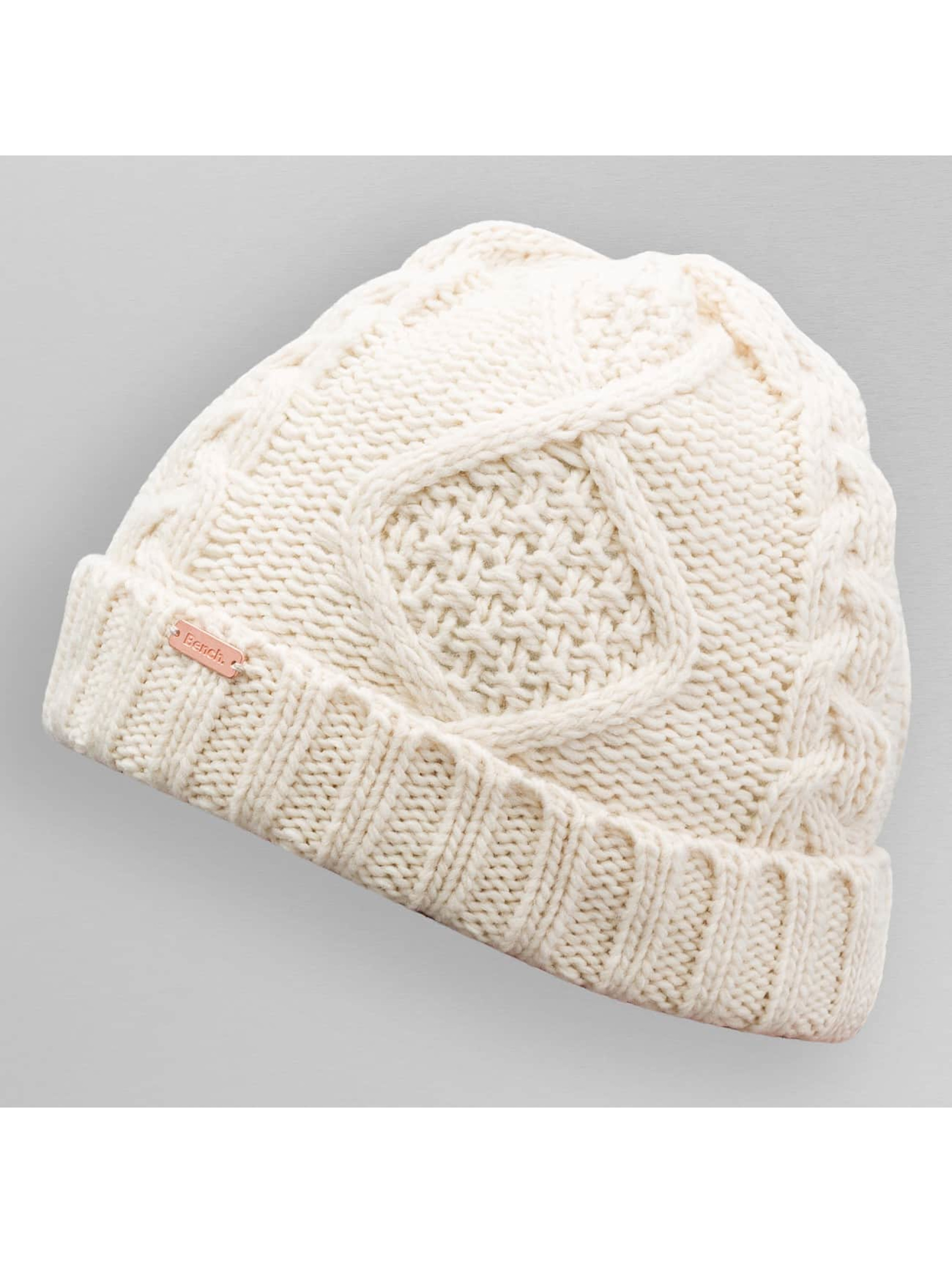 Bench Beanie Careen Knit beige