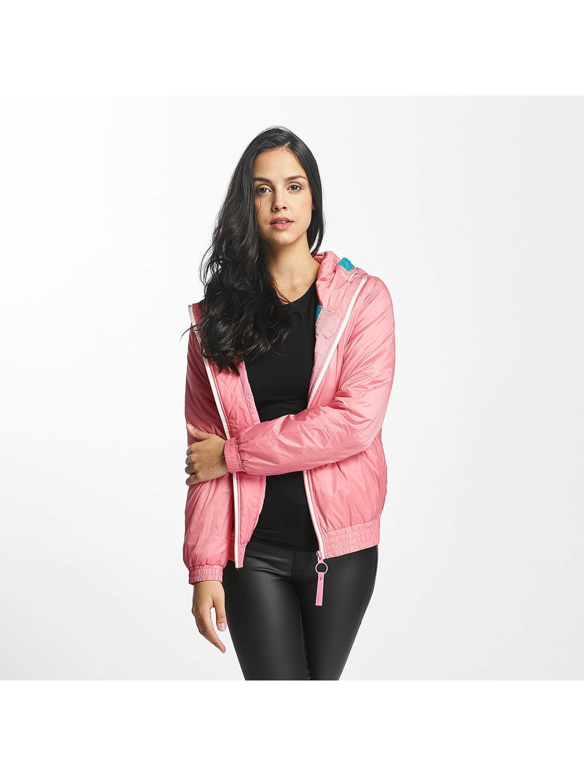 Bench Chaqueta de entretiempo Light Padded rosa