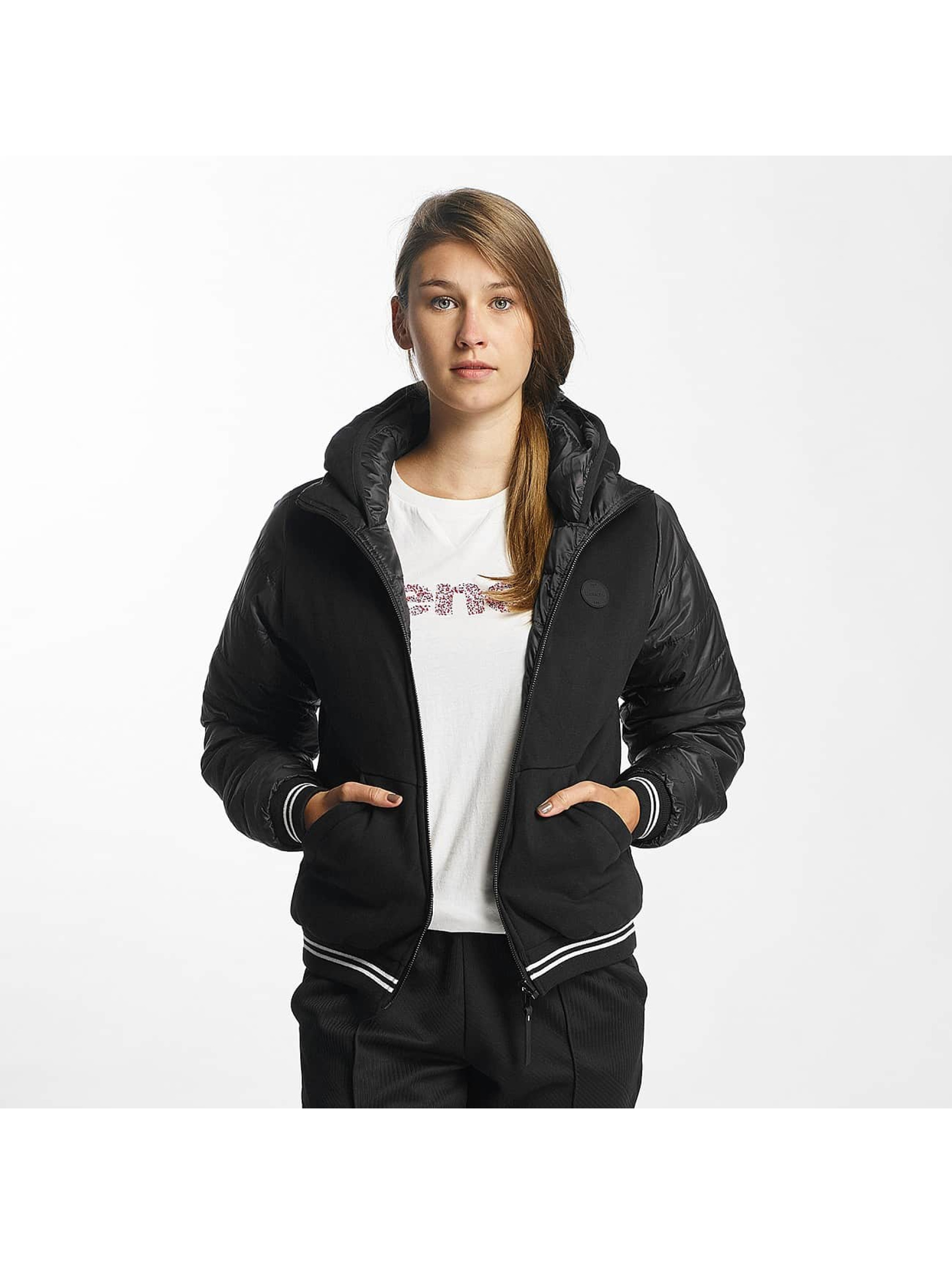 Bench Chaqueta de invierno Down Reversible Insulator negro