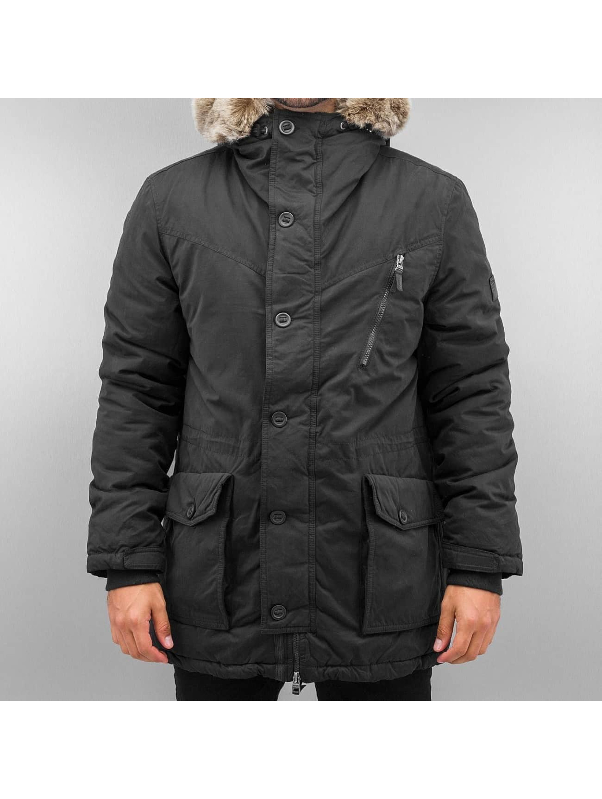 Bench Coats Breath black
