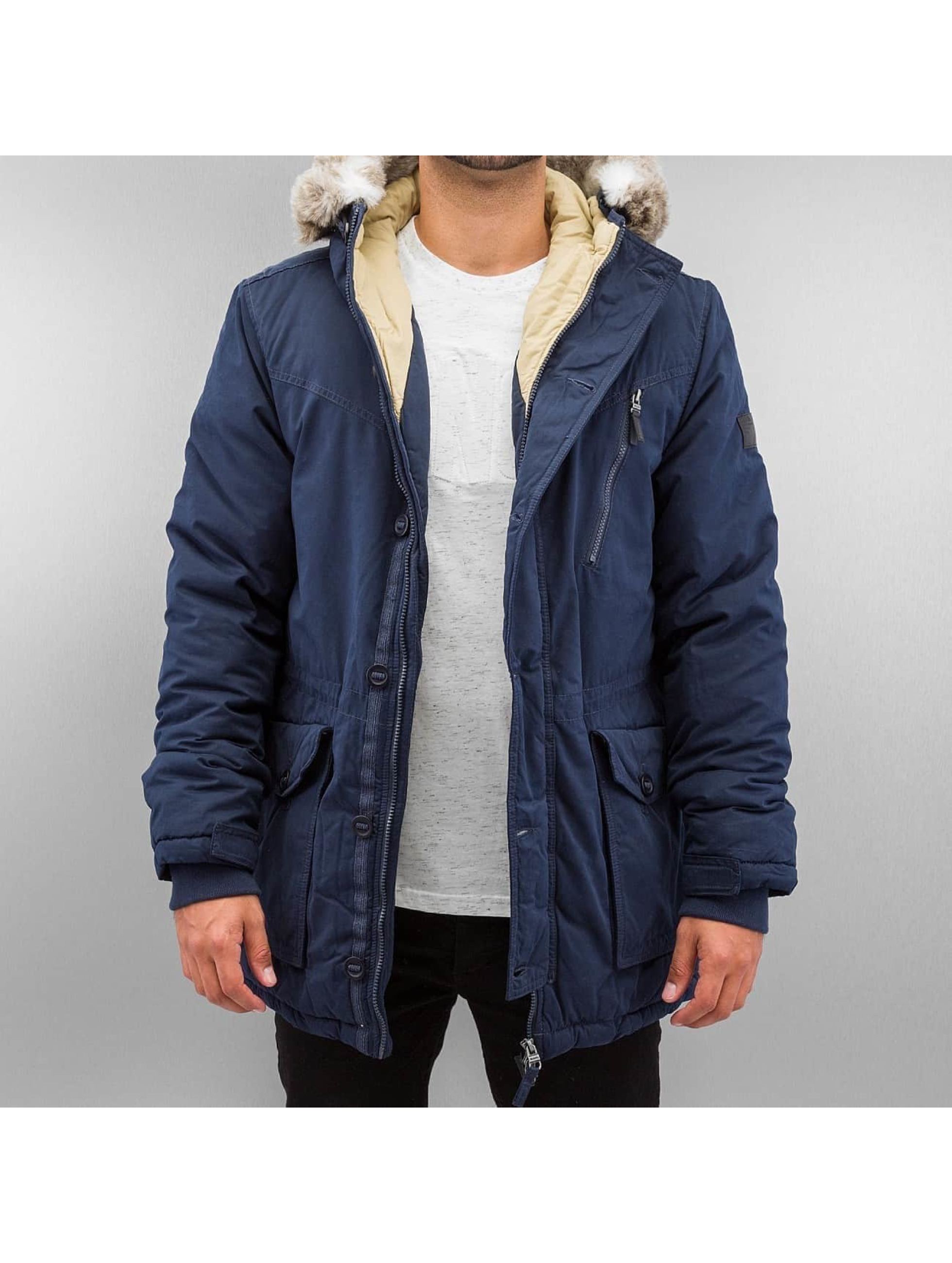 Bench Coats Breath blue