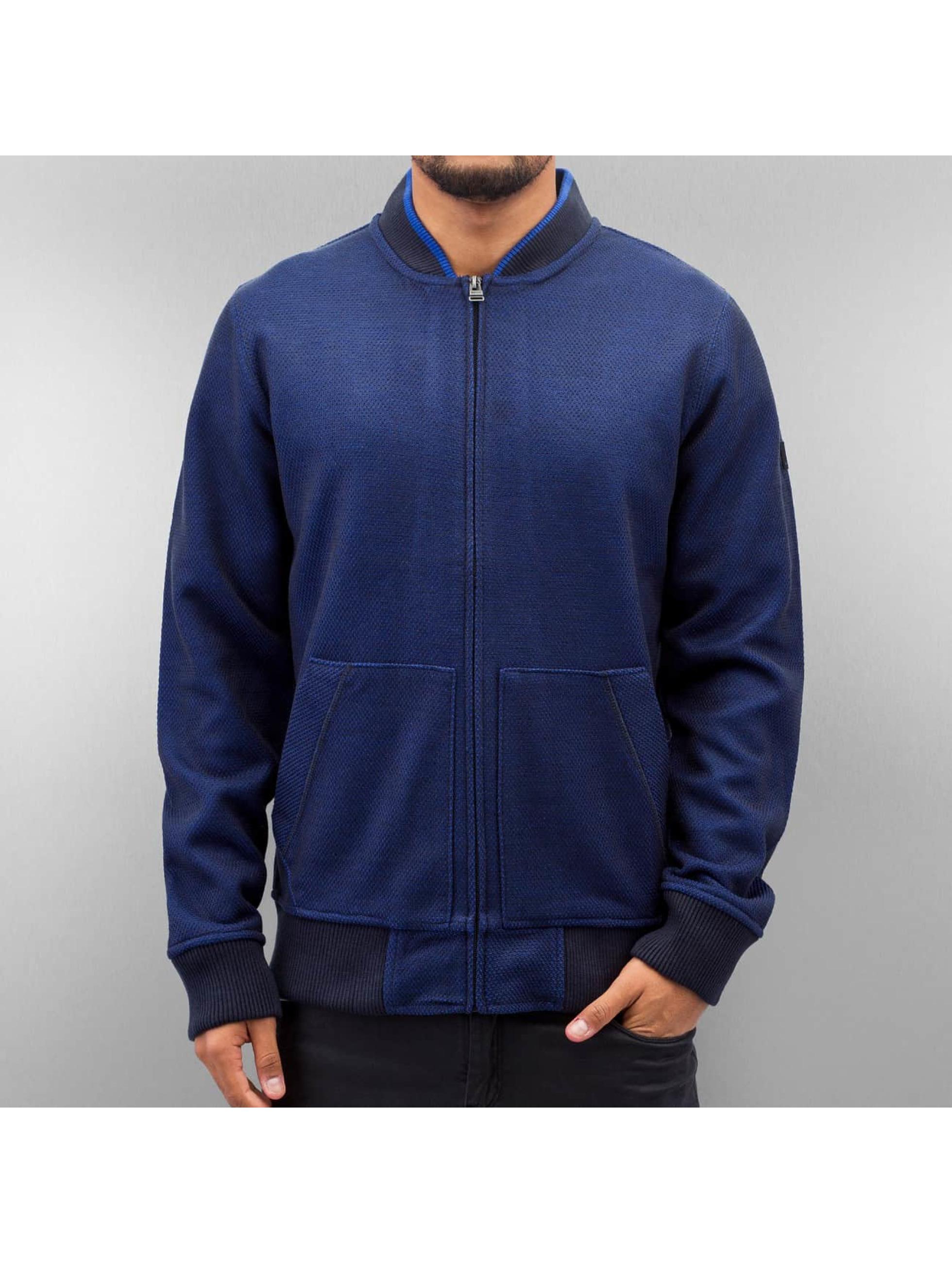Bench College Jackets Knack niebieski