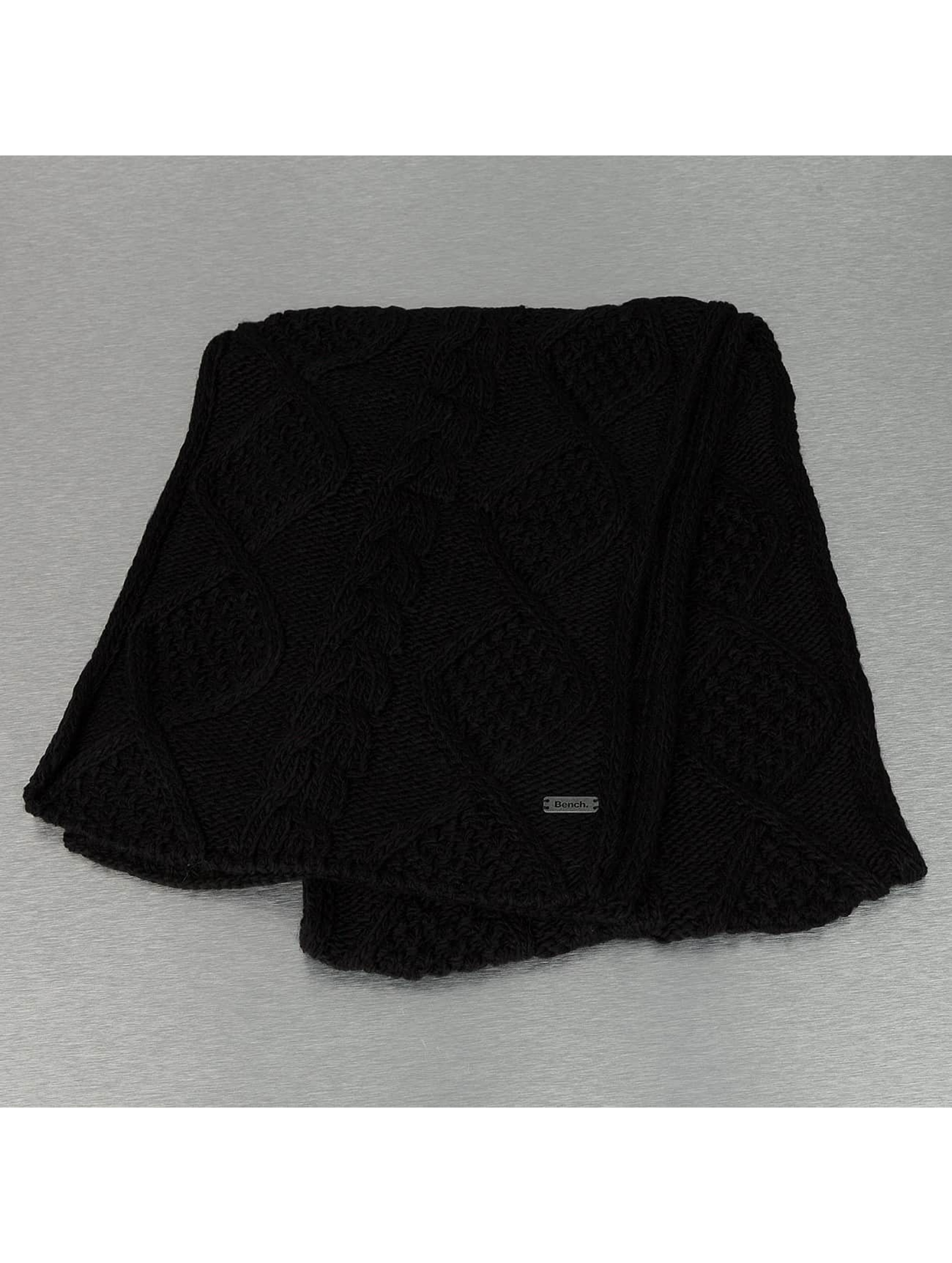 Bench Echarpe Careen Cable Knit noir