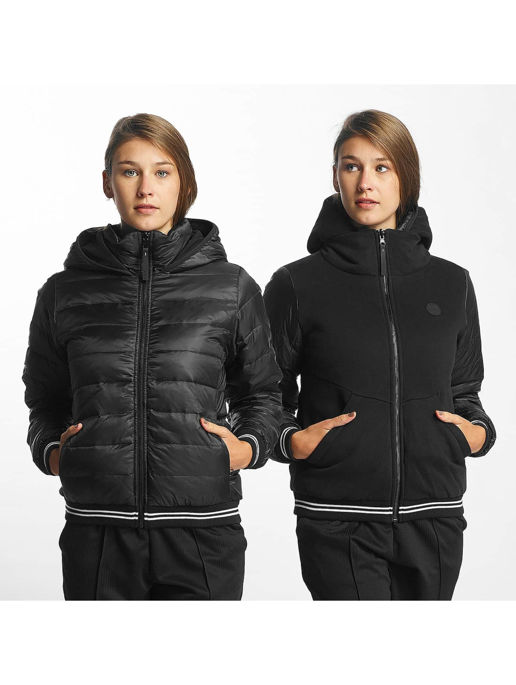Bench Giacca invernale Down Reversible Insulator nero