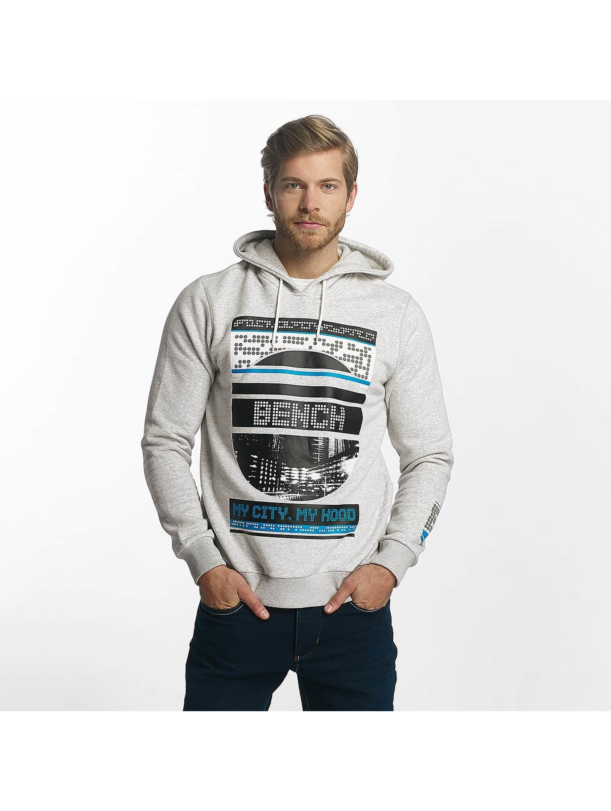 Bench Hoody Graphic grau