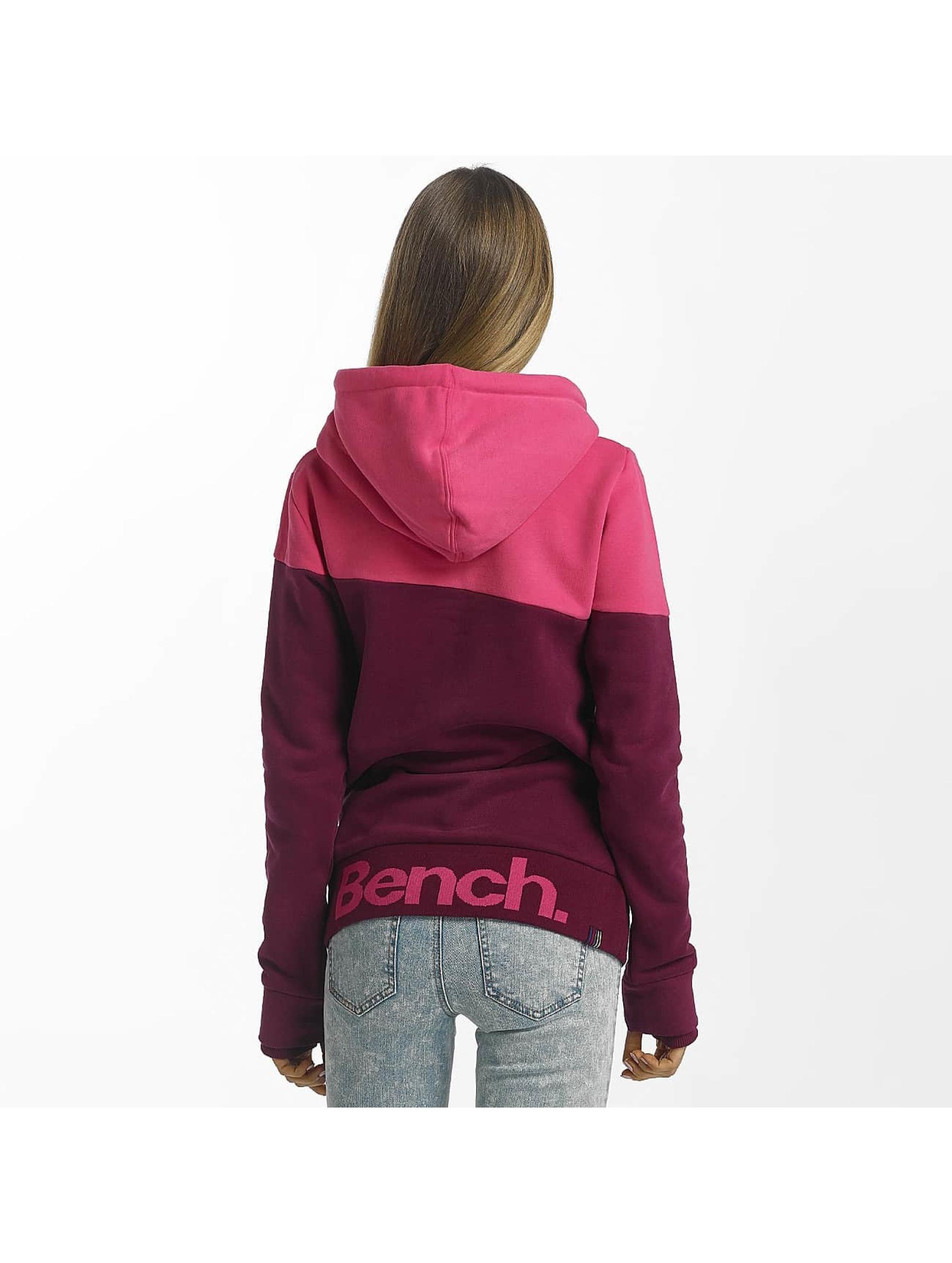 Bench Hupparit Life purpuranpunainen