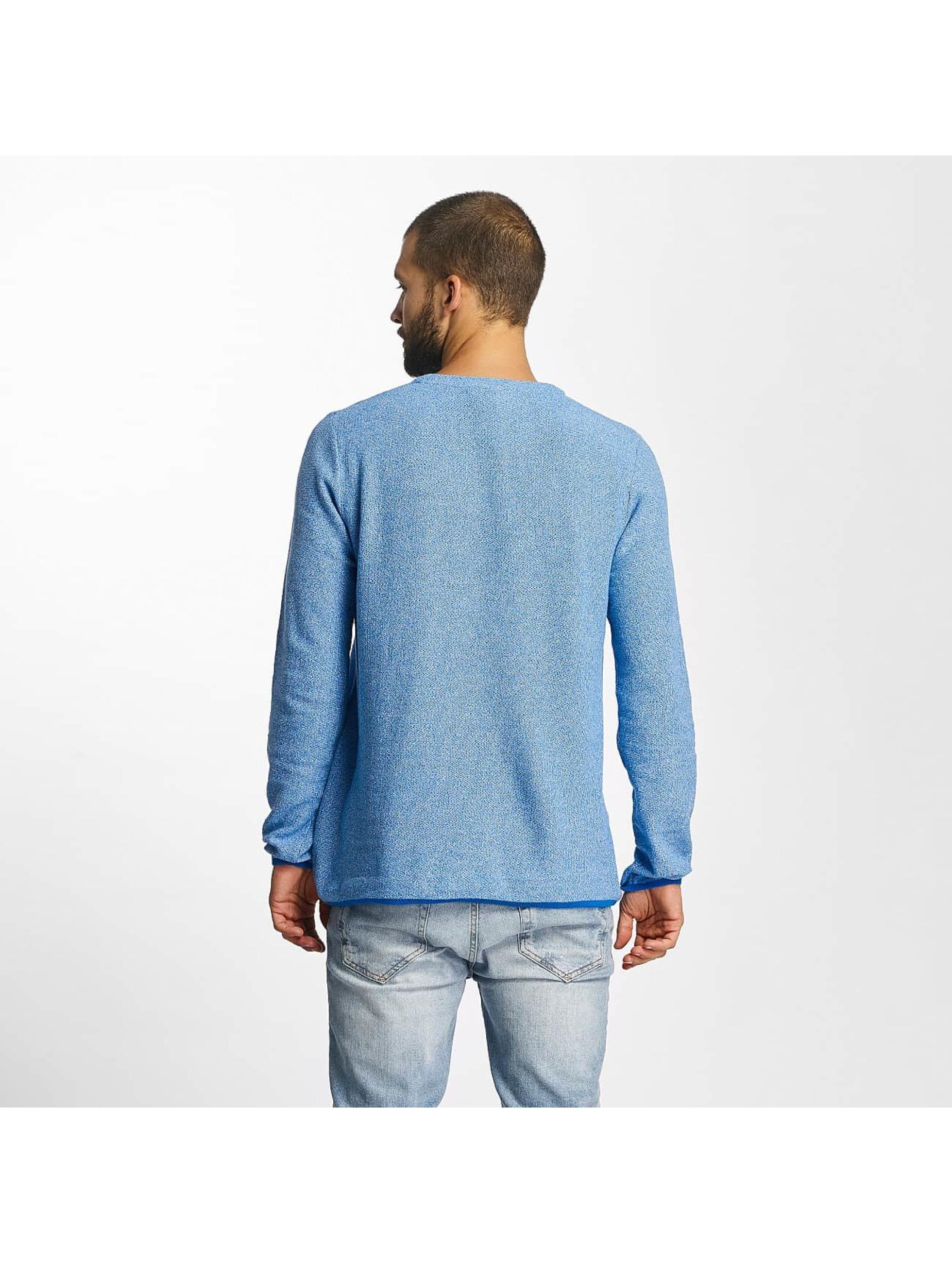 Bench Jumper Structured blue