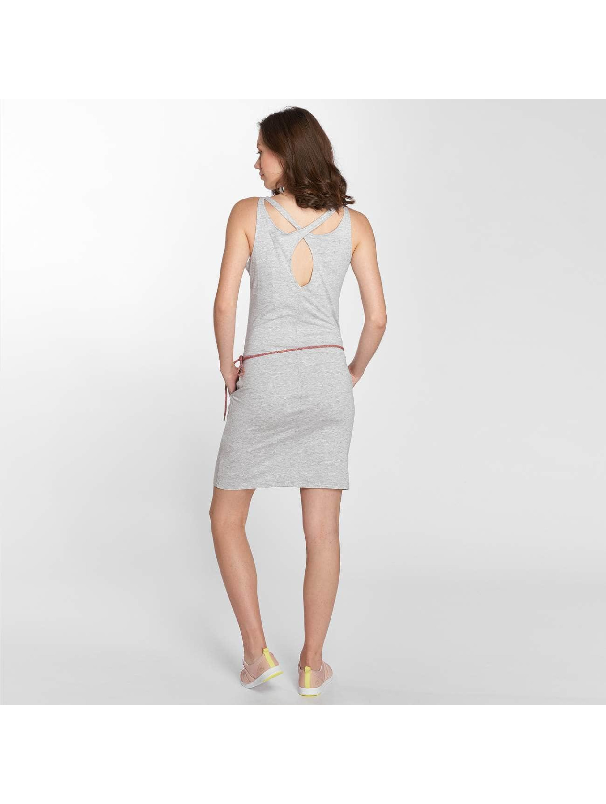 Bench Kleid Back Detail grau