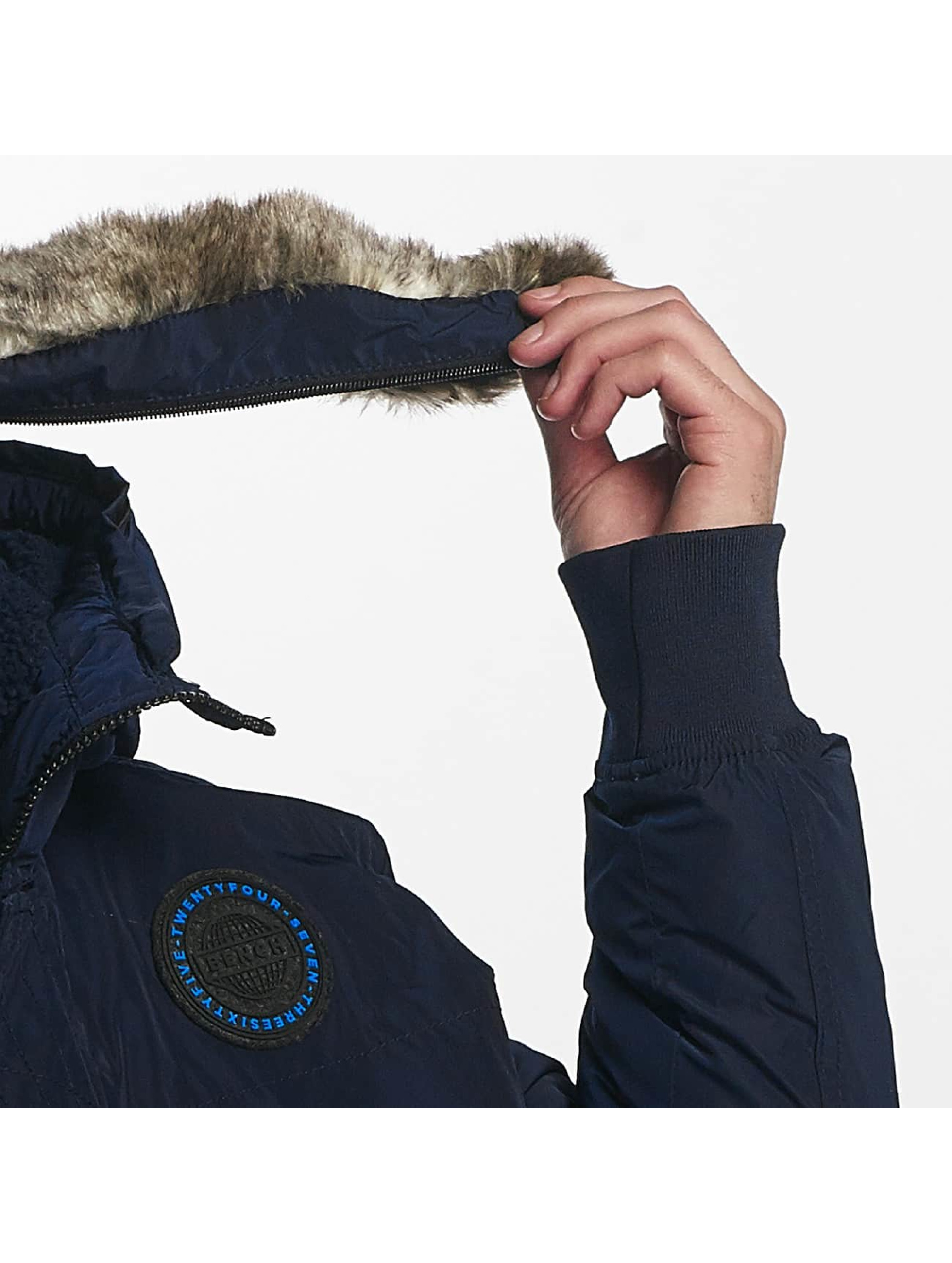 Bench Kurtki zimowe Nomens niebieski