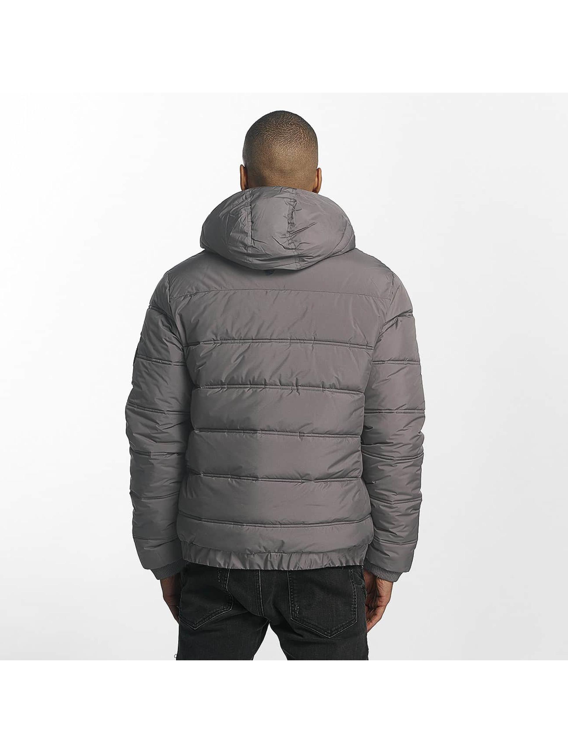 Bench Manteau hiver Schoolboy gris