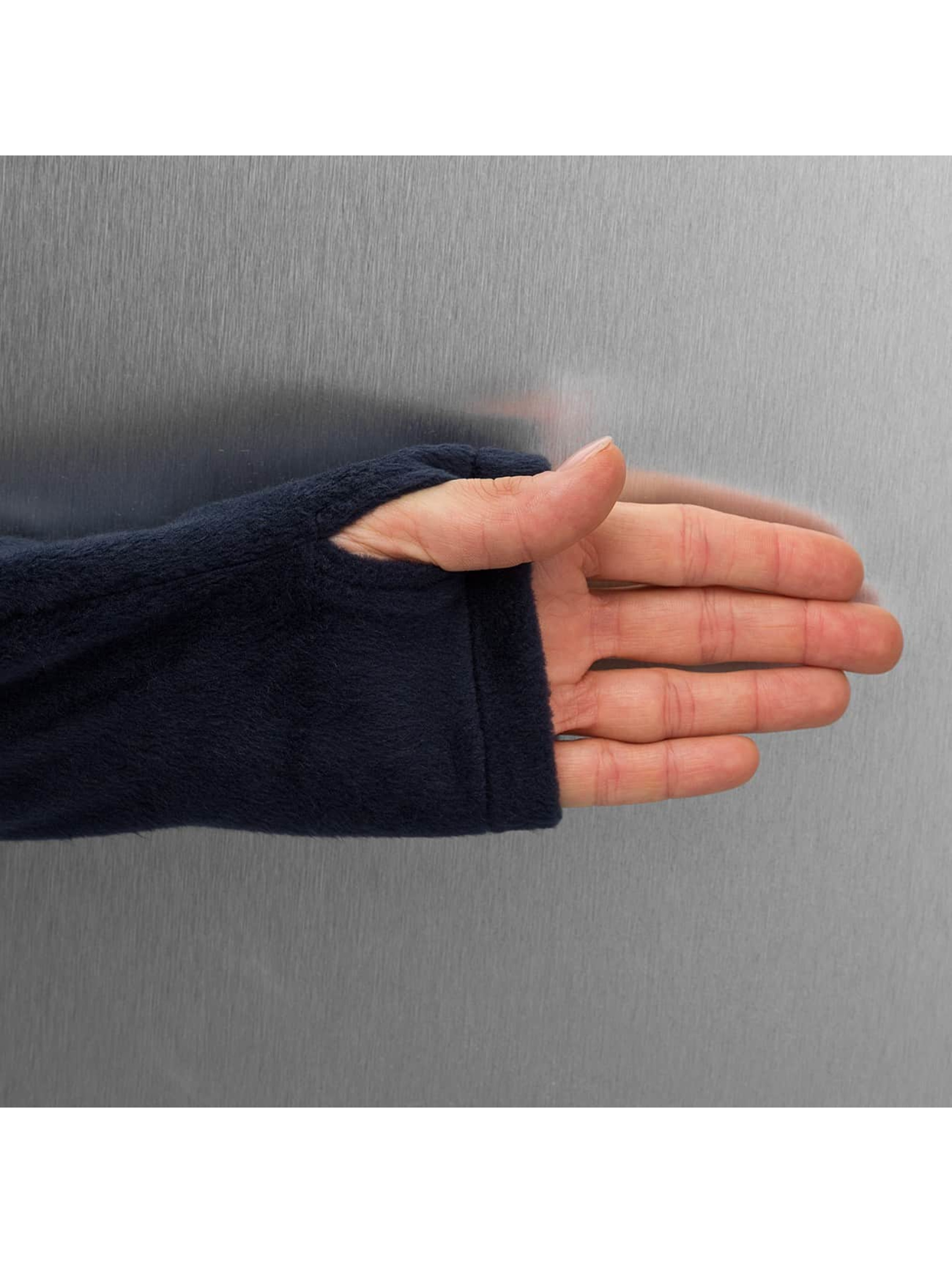 Bench Övergångsjackor Difference Fleece Jacket blå