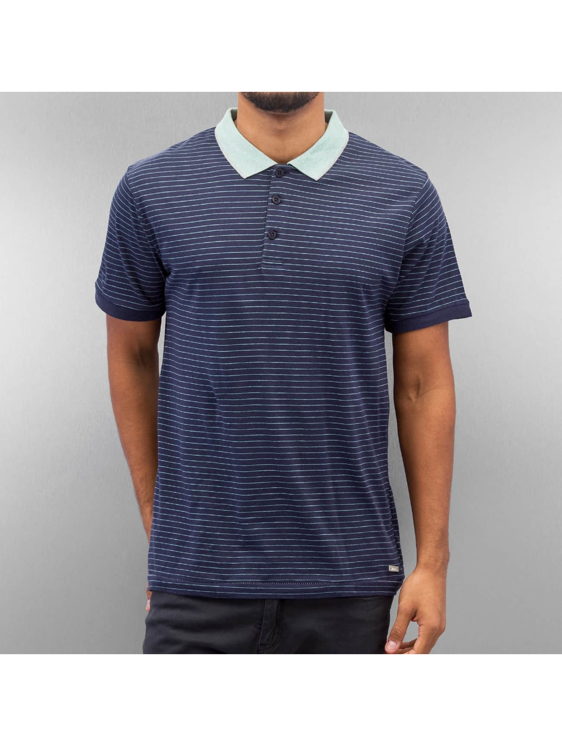 Bench Polo Curl bleu