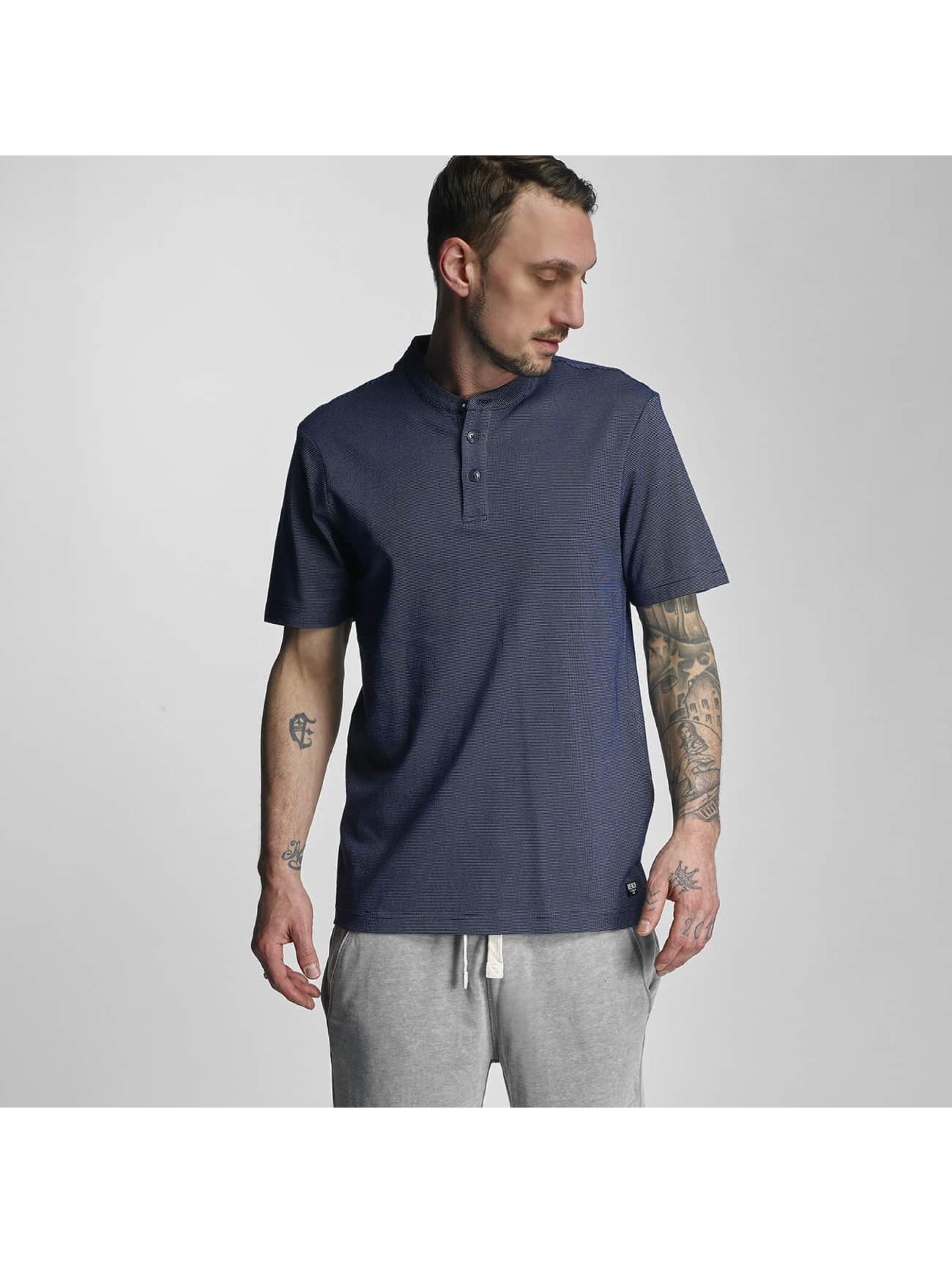 Bench Poloshirt Jersey blue