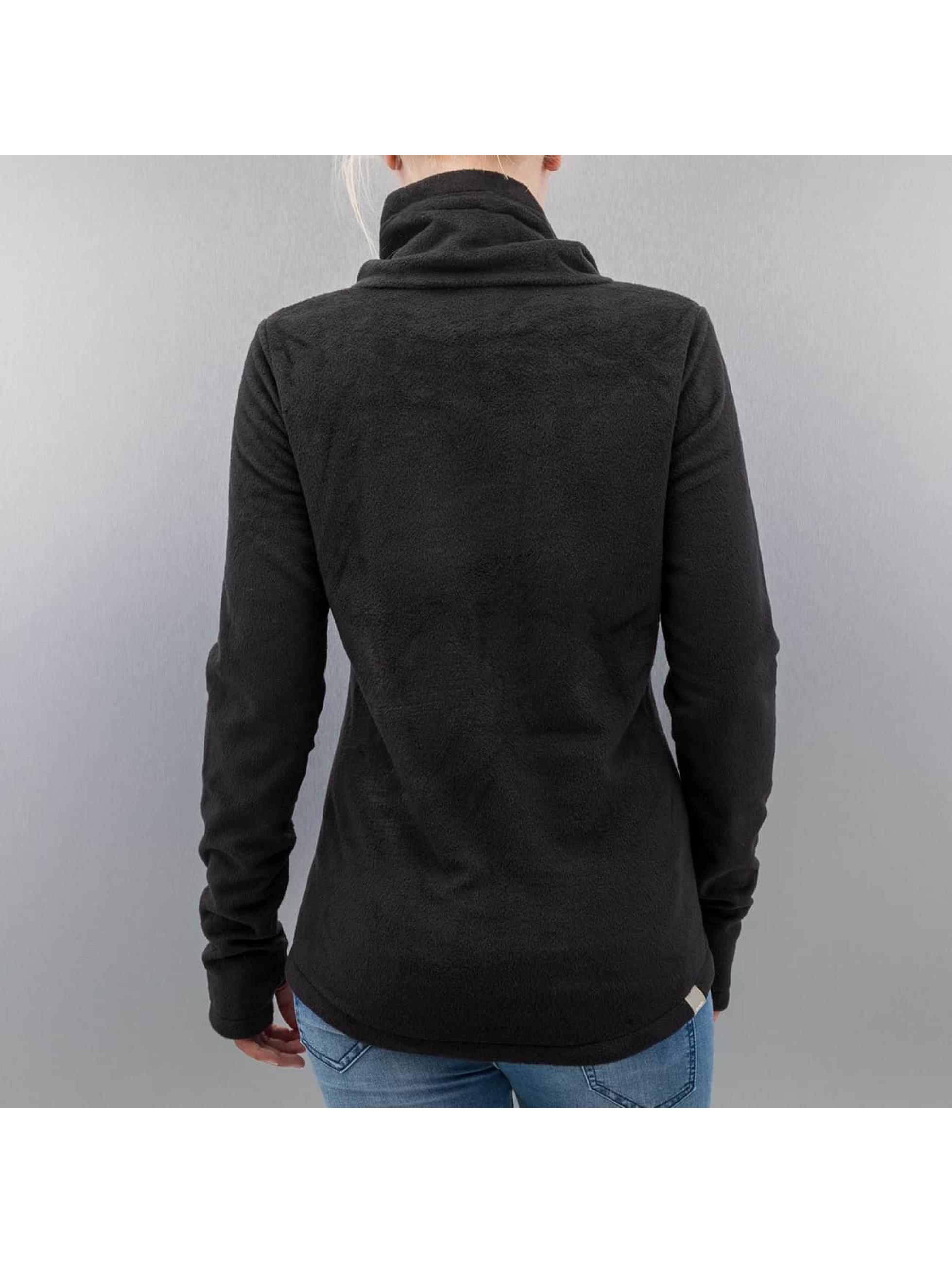 Bench Prechodné vetrovky Riskrunner B Fleece Jacket èierna