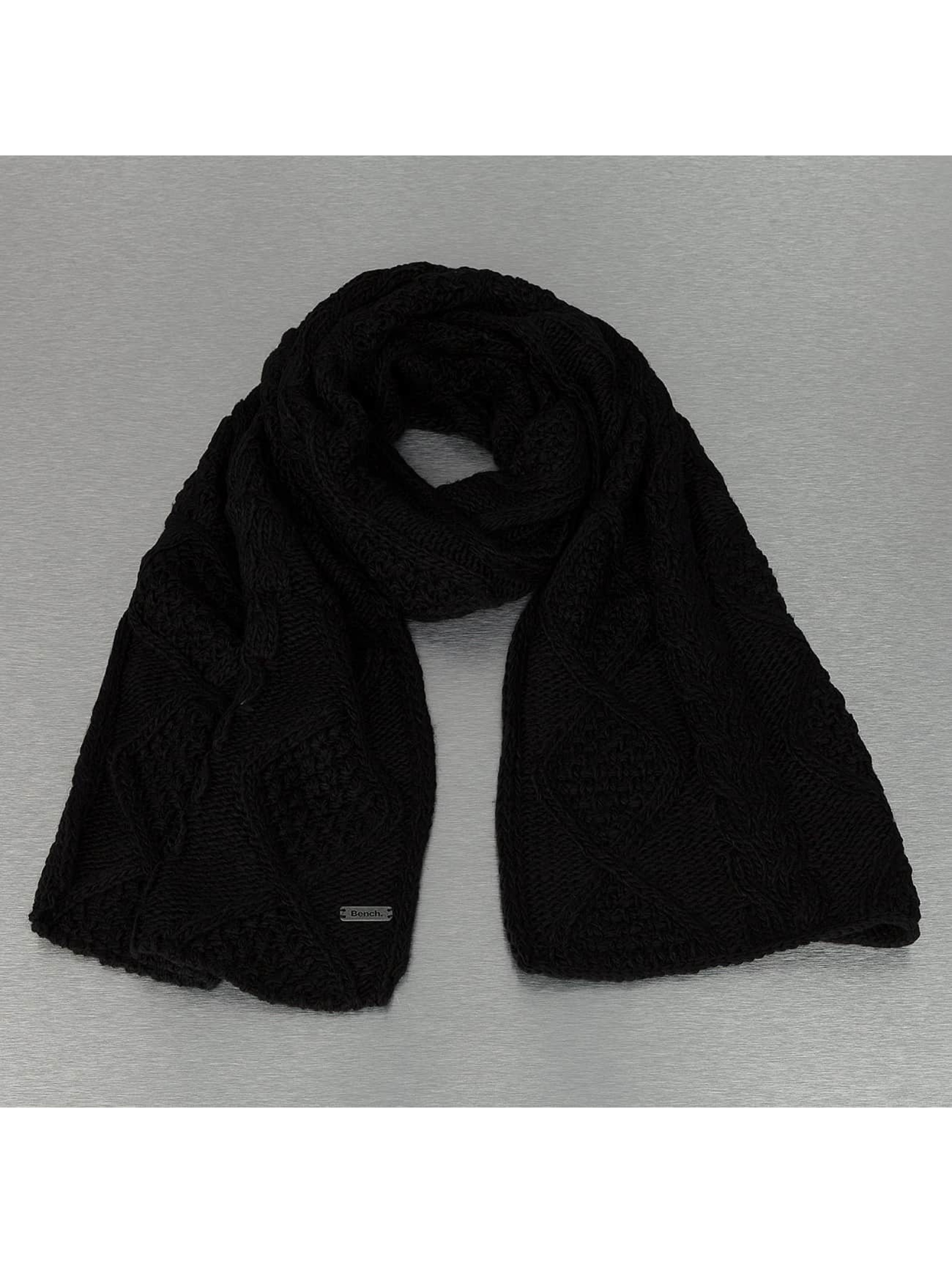 Bench Scarve Careen Cable Knit black