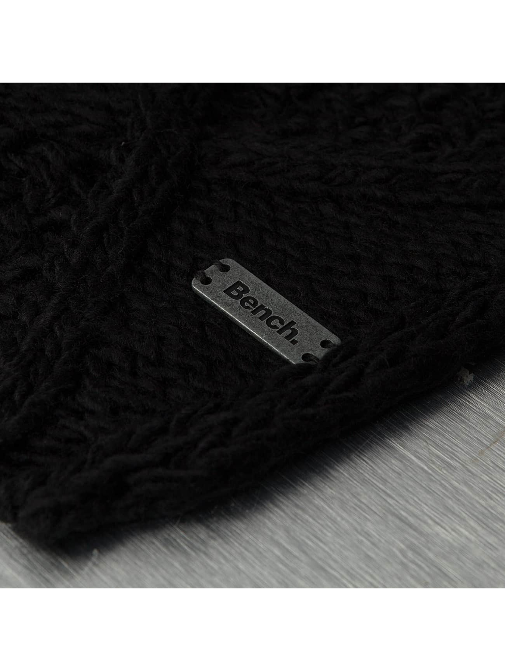 Bench Schal Careen Cable Knit schwarz