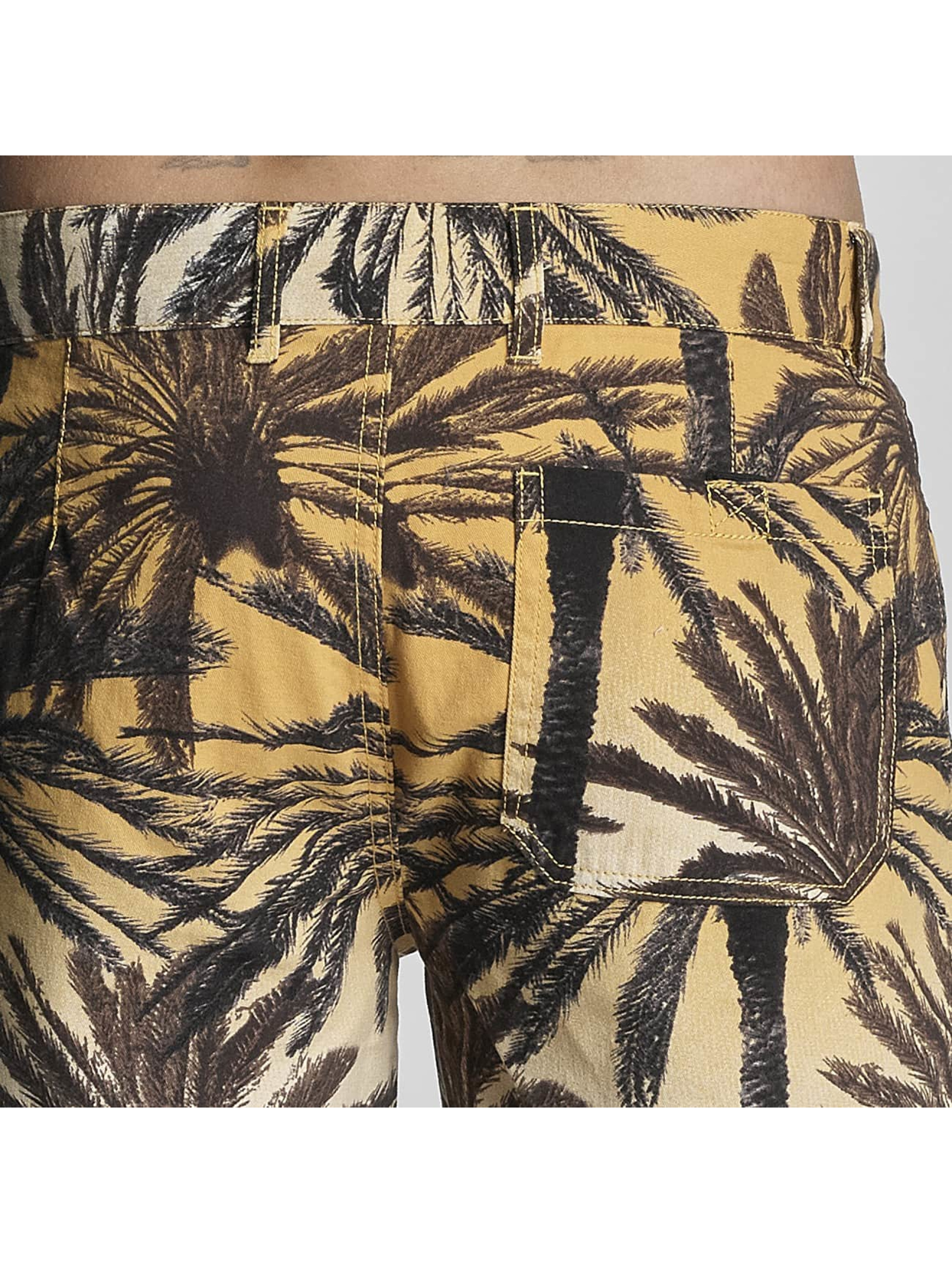 Bench Short Aop Palm black