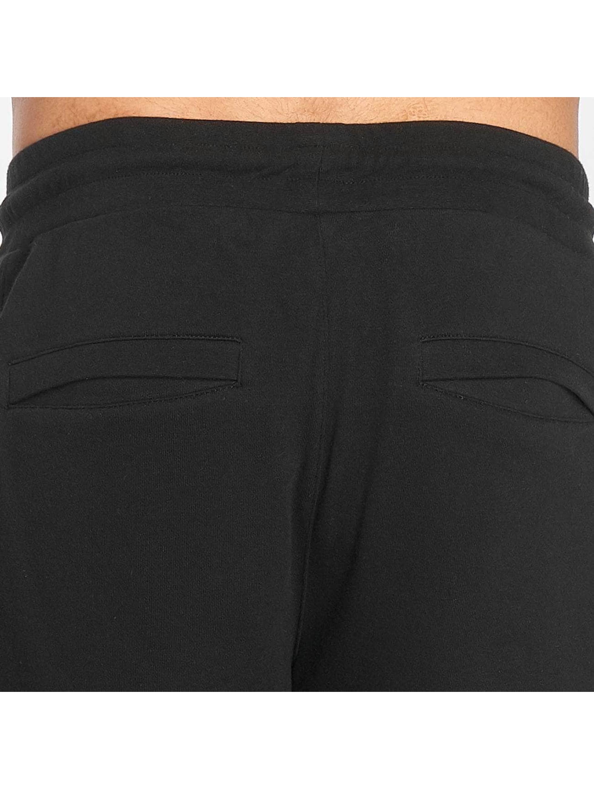 Bench Shorts Rolled Seam schwarz
