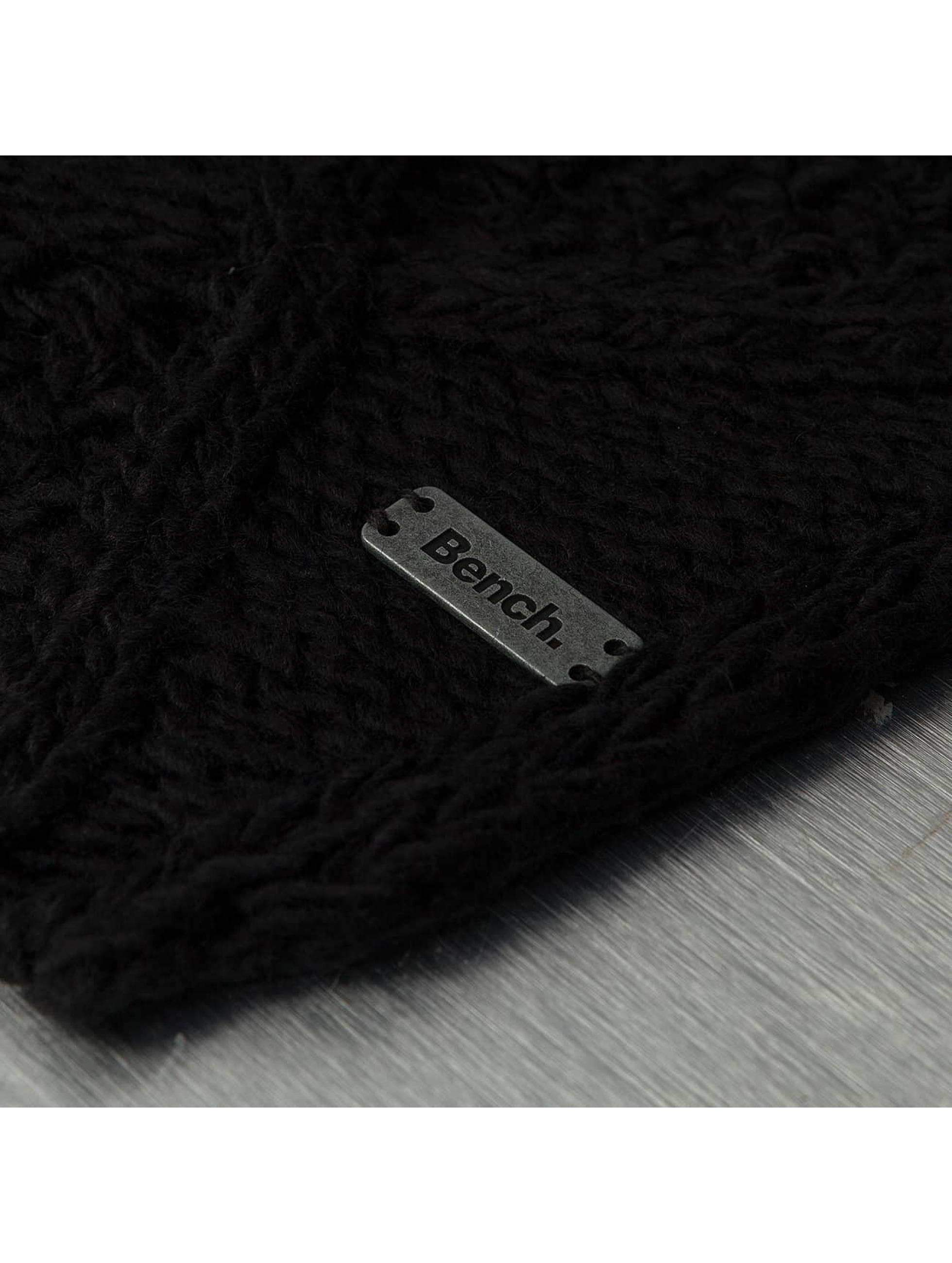 Bench Sjal/Duk Careen Cable Knit svart